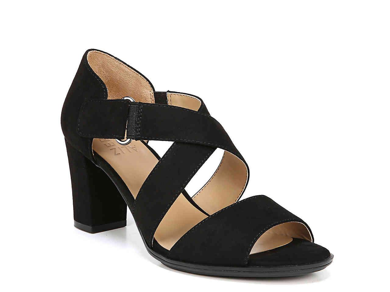 25f0e6c93dd0 Lyst - Naturalizer Lindy Dress Sandals in Black - Save 17%