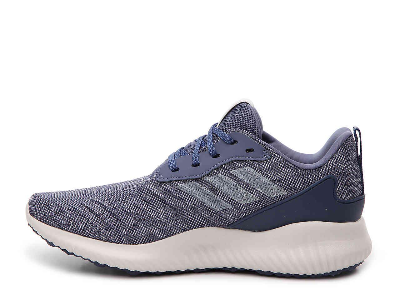 lyst adidas alphabounce rc scarpa da corsa in blu per gli uomini.