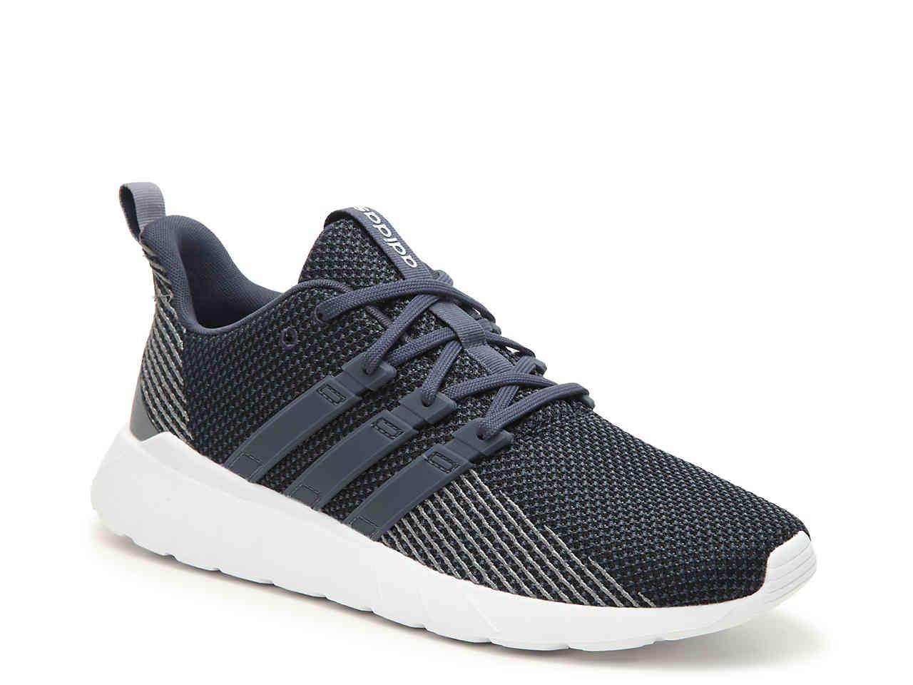 498ee7498cc adidas Questar Flow Sneaker in Blue for Men - Lyst