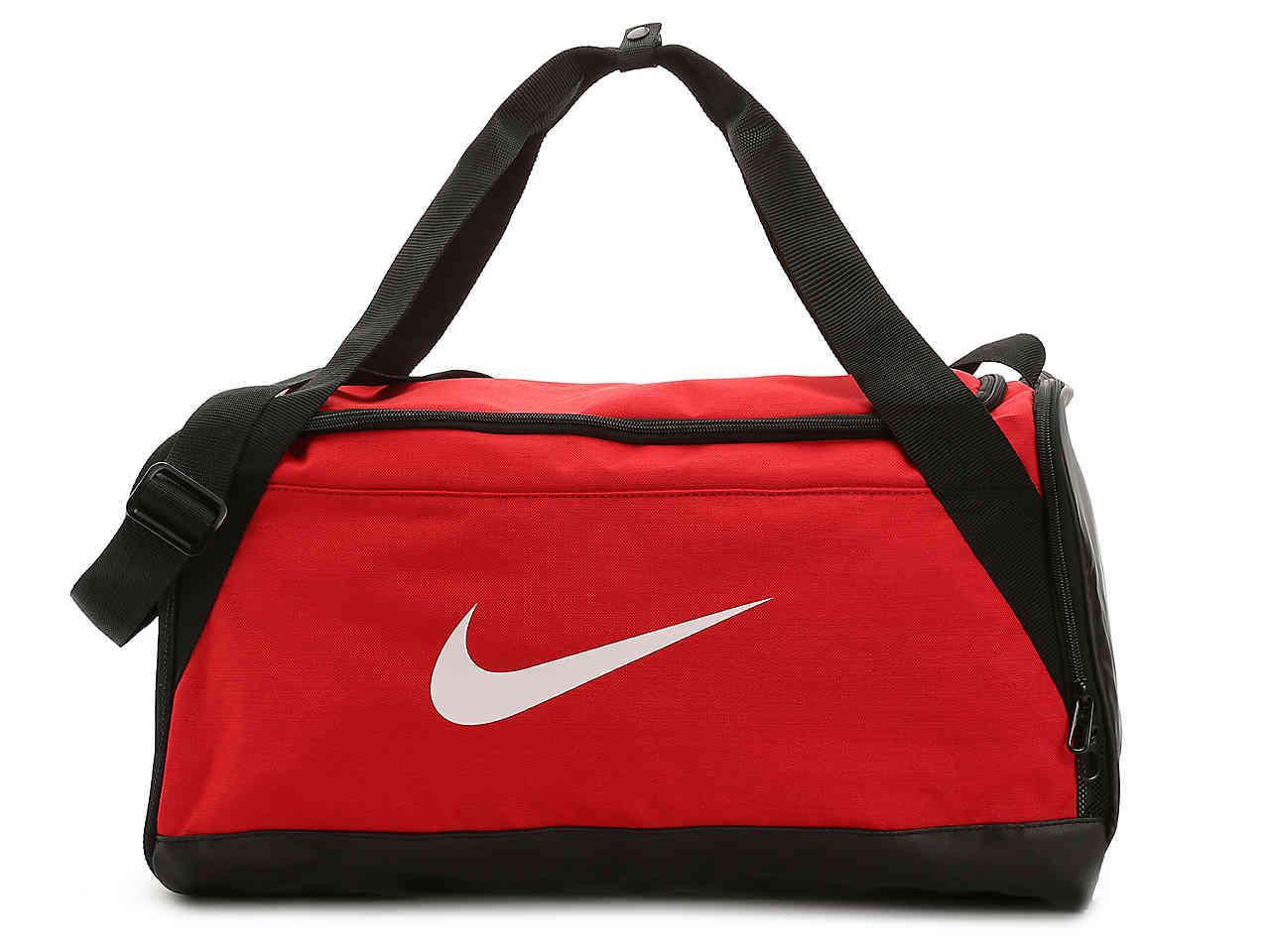 dd589ba75b Lyst - Nike Brasilia Gym Bag in Red for Men