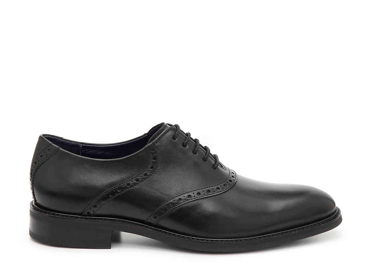 008e0fa3147 Cole Haan Buckland Oxford in Black for Men - Lyst