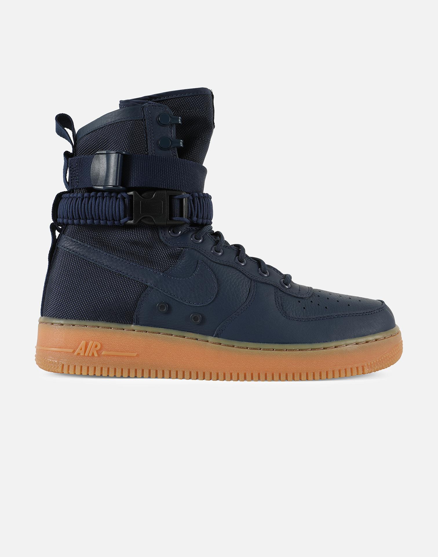 Lyst Nike Sf Air Force 1 Hi in Blue for Men