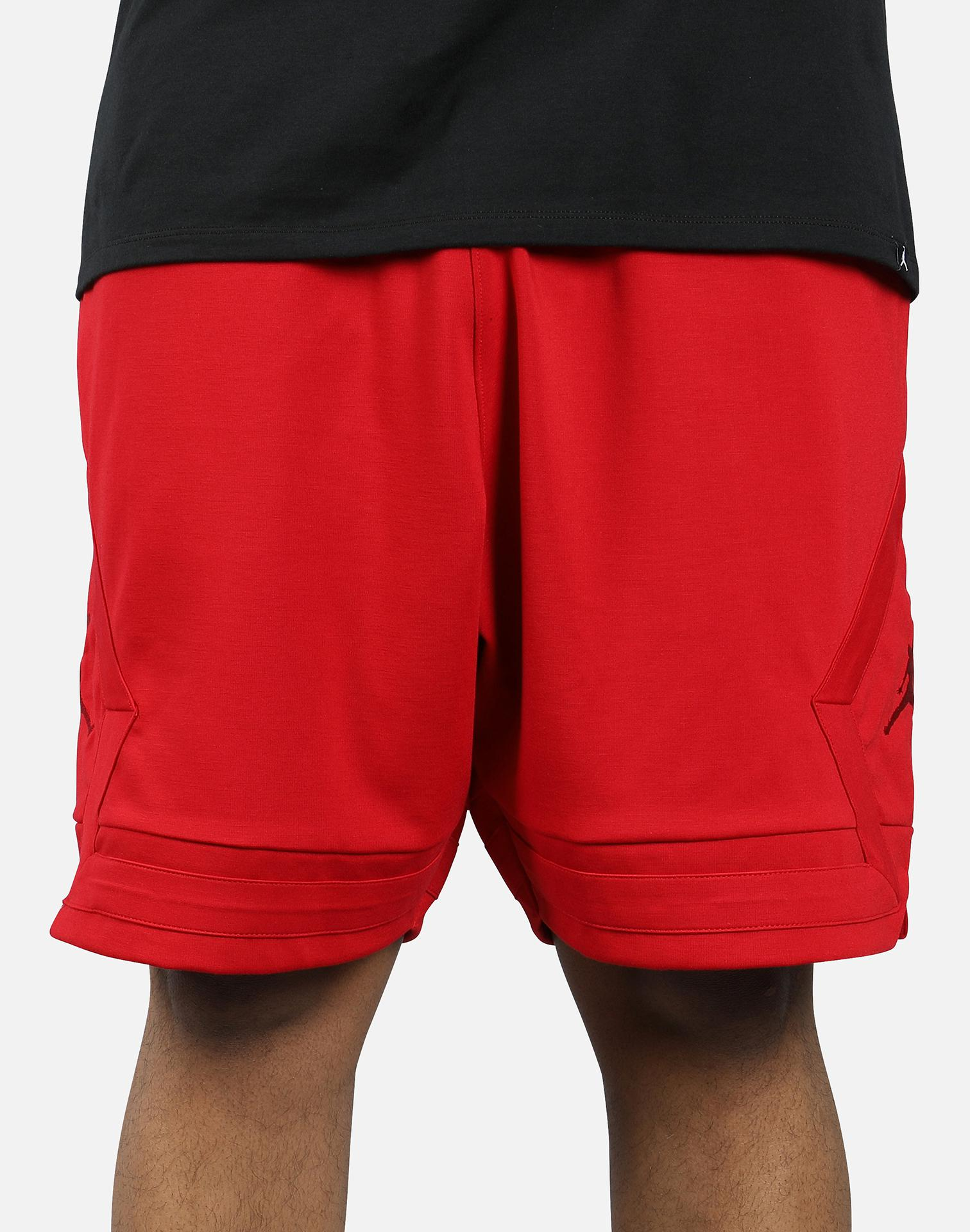 2f9648b88994 Lyst - Nike Jsw Jumpman Knit Shorts in Red for Men