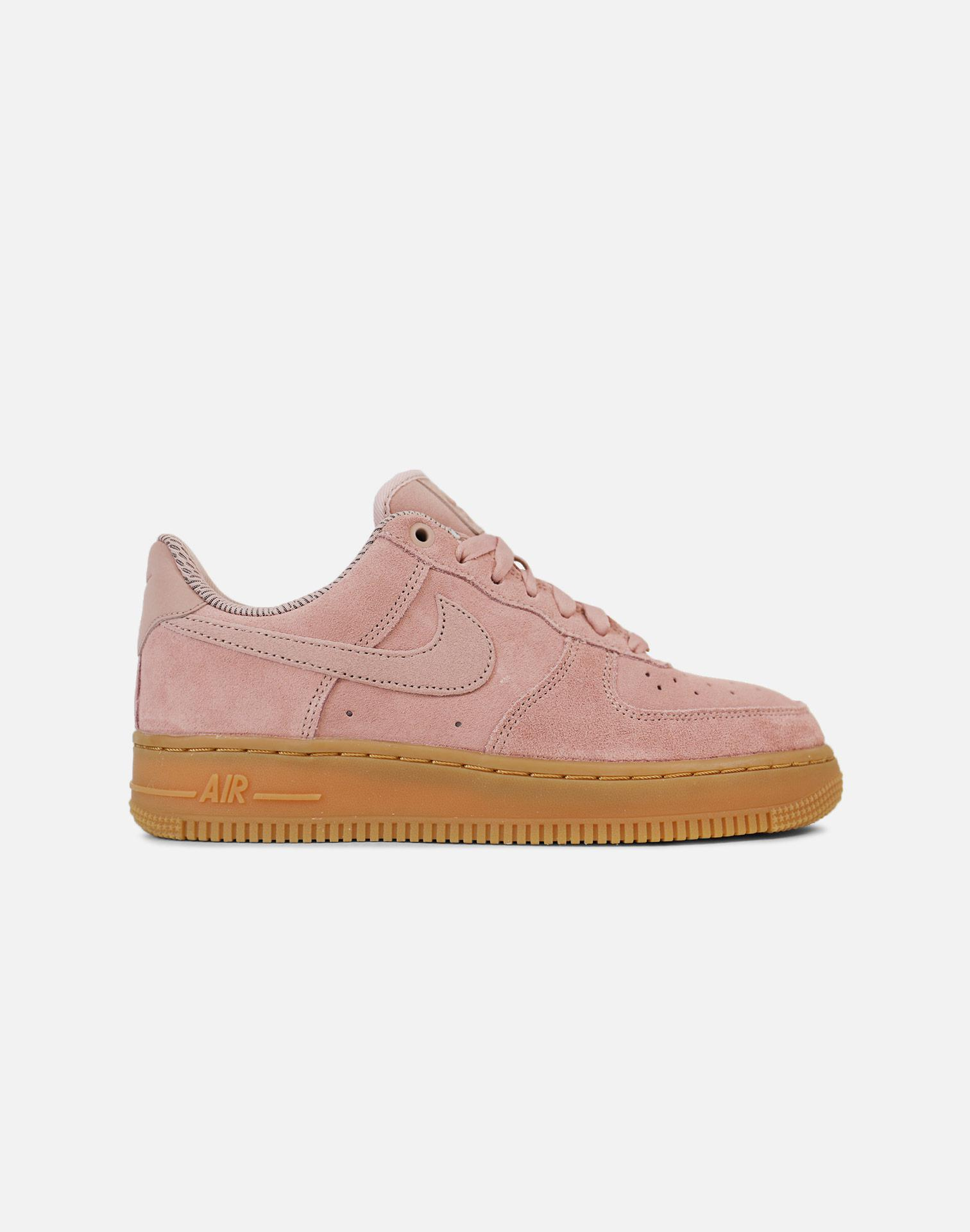 Lyst - Nike Air Force 1  07 Se in Pink 7ba643a40