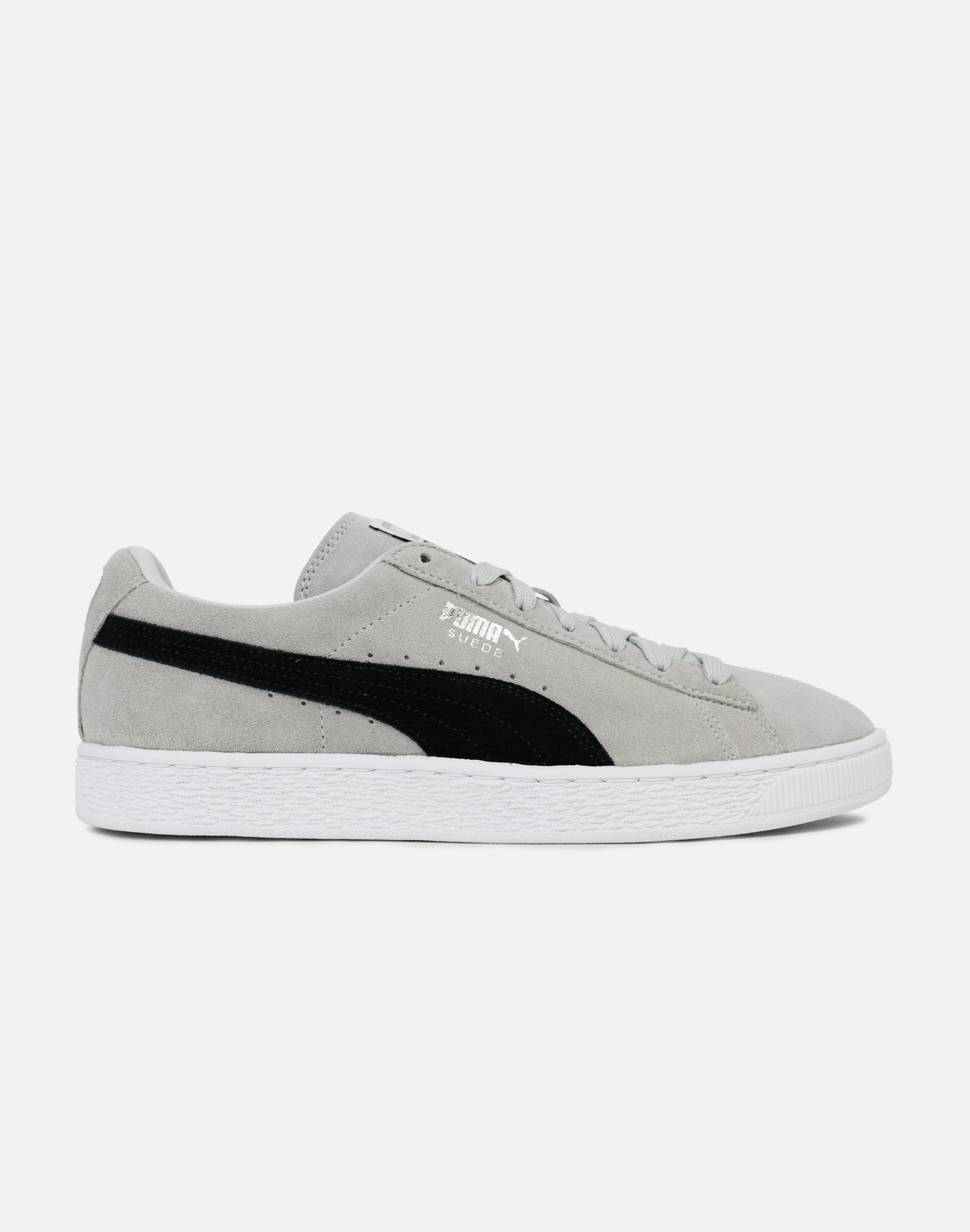78eaa6f5a877 Lyst - Puma Suede Classic + in Gray for Men
