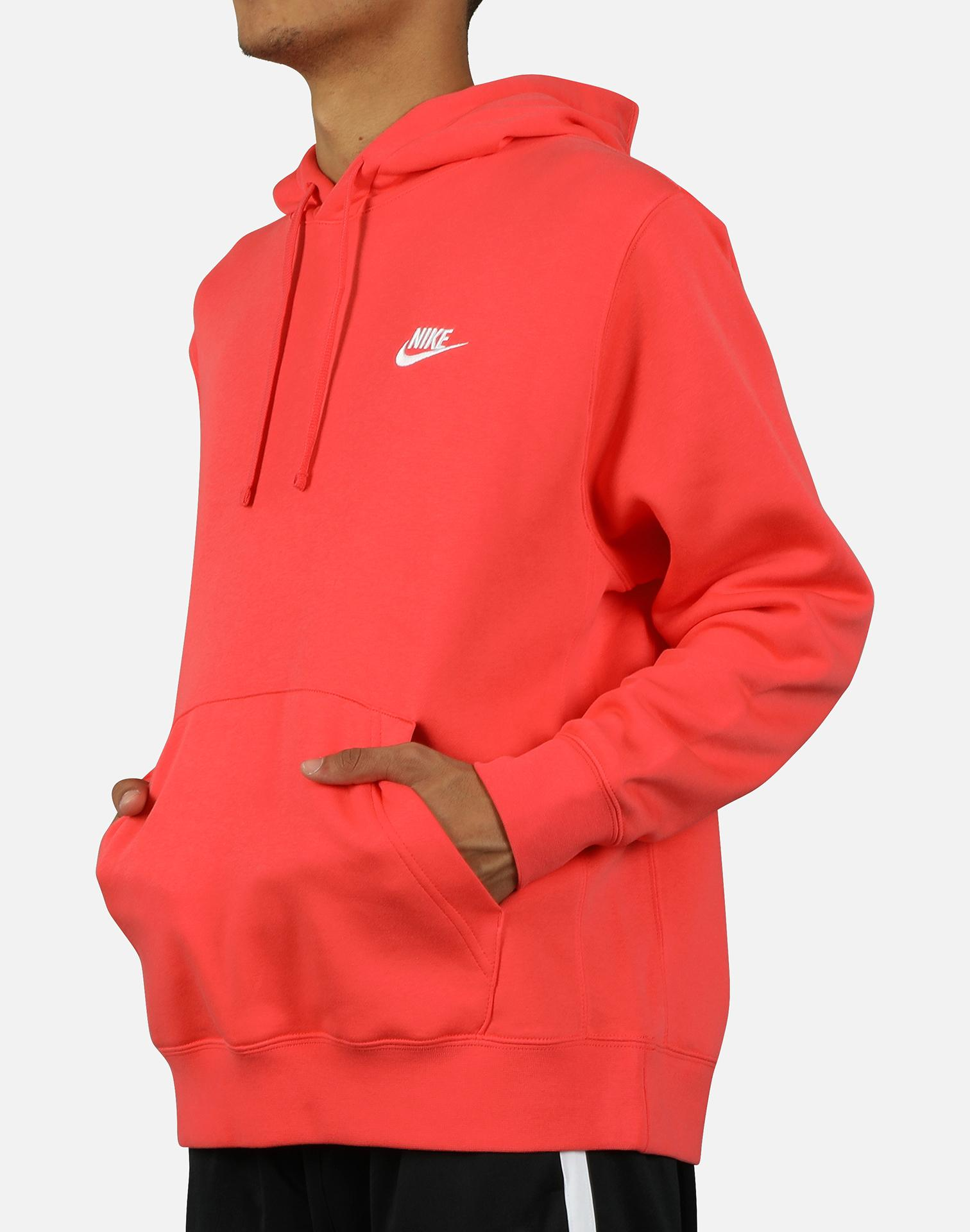 Hooded sweatshirt Nike M NSW CLUB HOODIE PO JSY