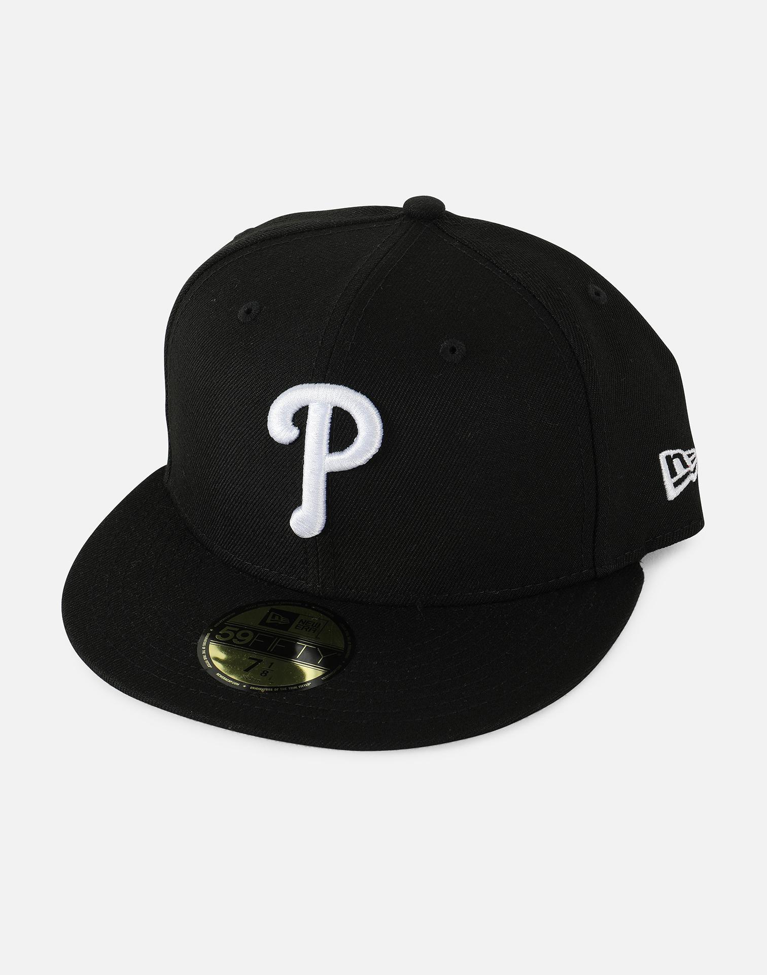 detailed look 7f3b0 e3fa7 KTZ. Men s Black Philadelphia Phillies ...