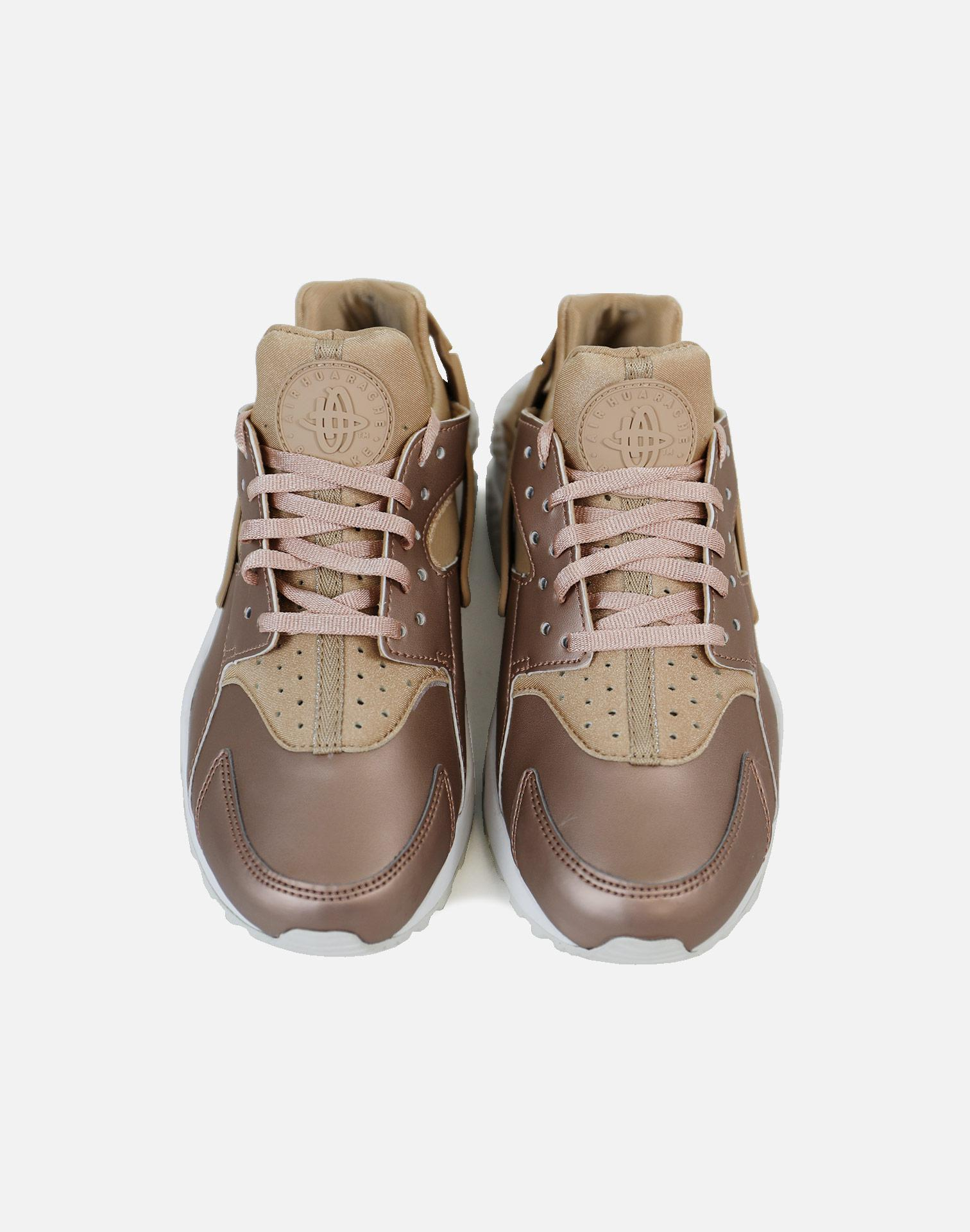 sports shoes 4920b f6b25 ... Lyst - Nike Air Huarache Run Premium Txt-elm Metallic Red Bronze .