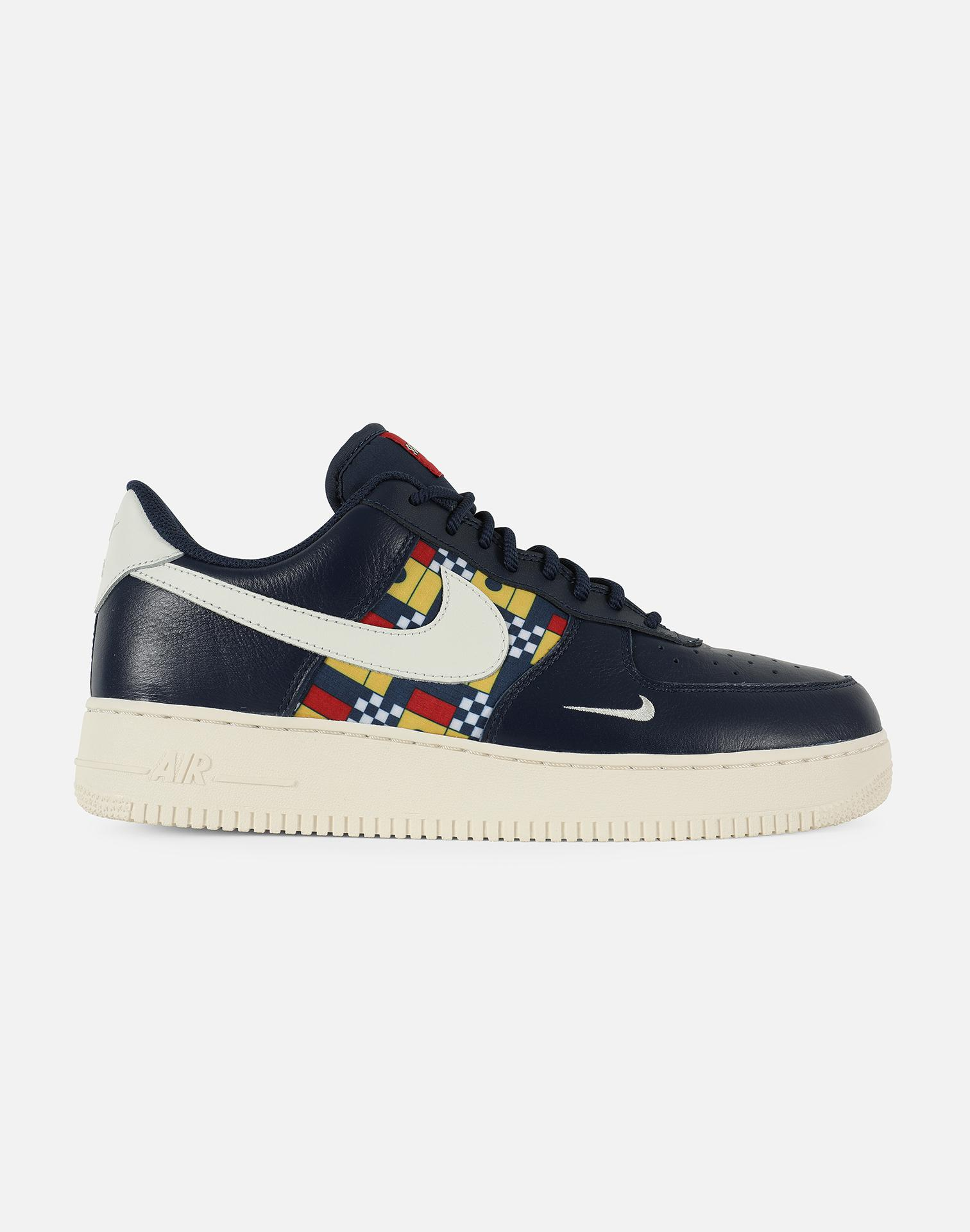 Nike Blue Air Force 1 Low Lyst