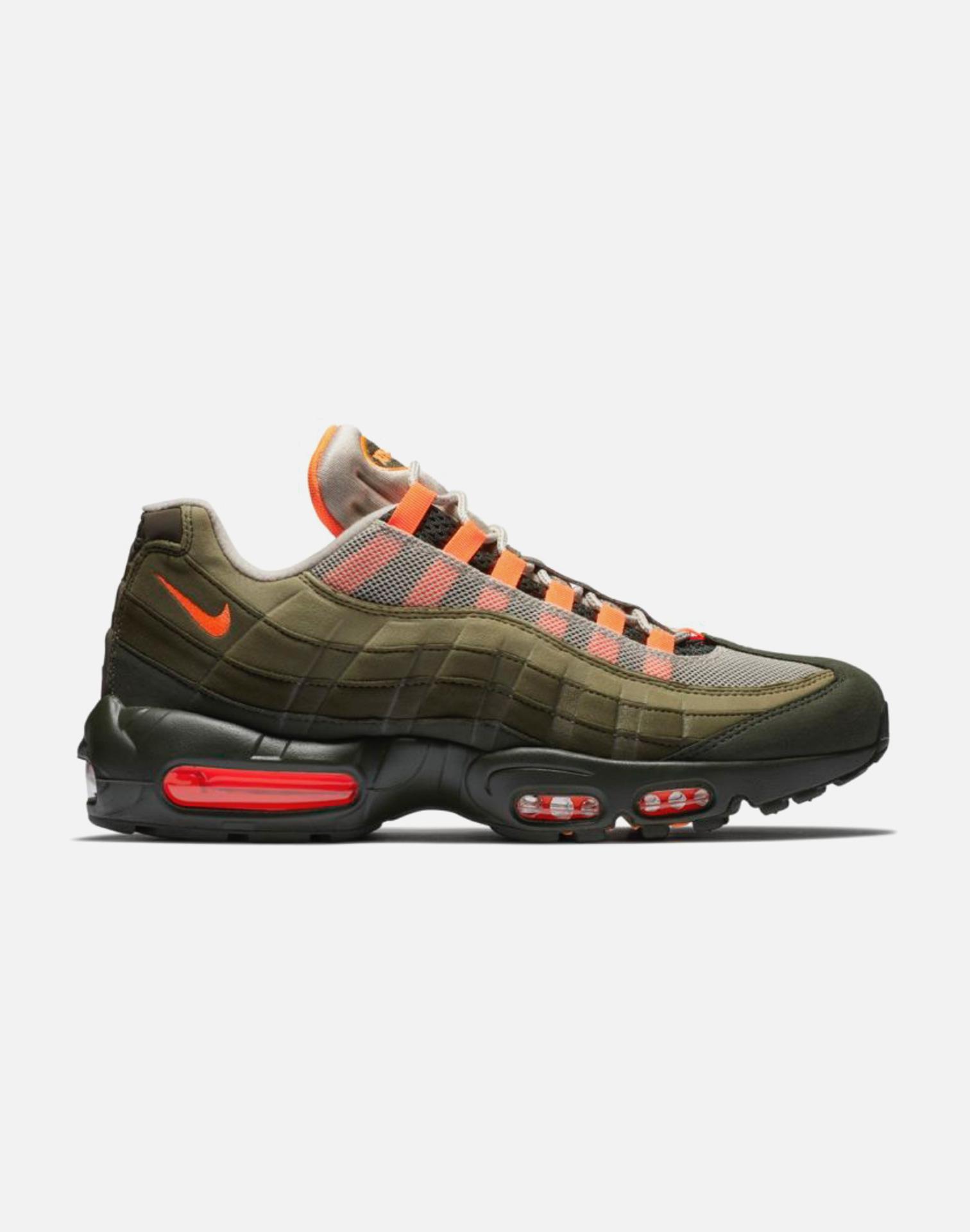 3236f775d3554c Lyst - Nike Air Max 95 Og in Green for Men