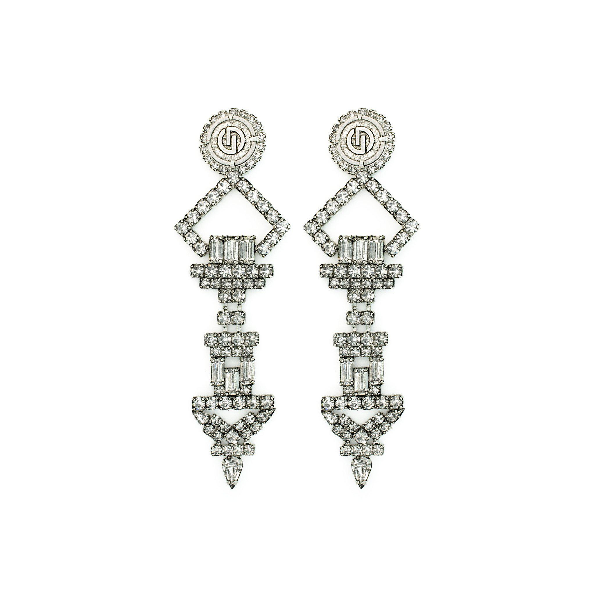 Dylanlex Luca Statement Earrings TyNqPkCv
