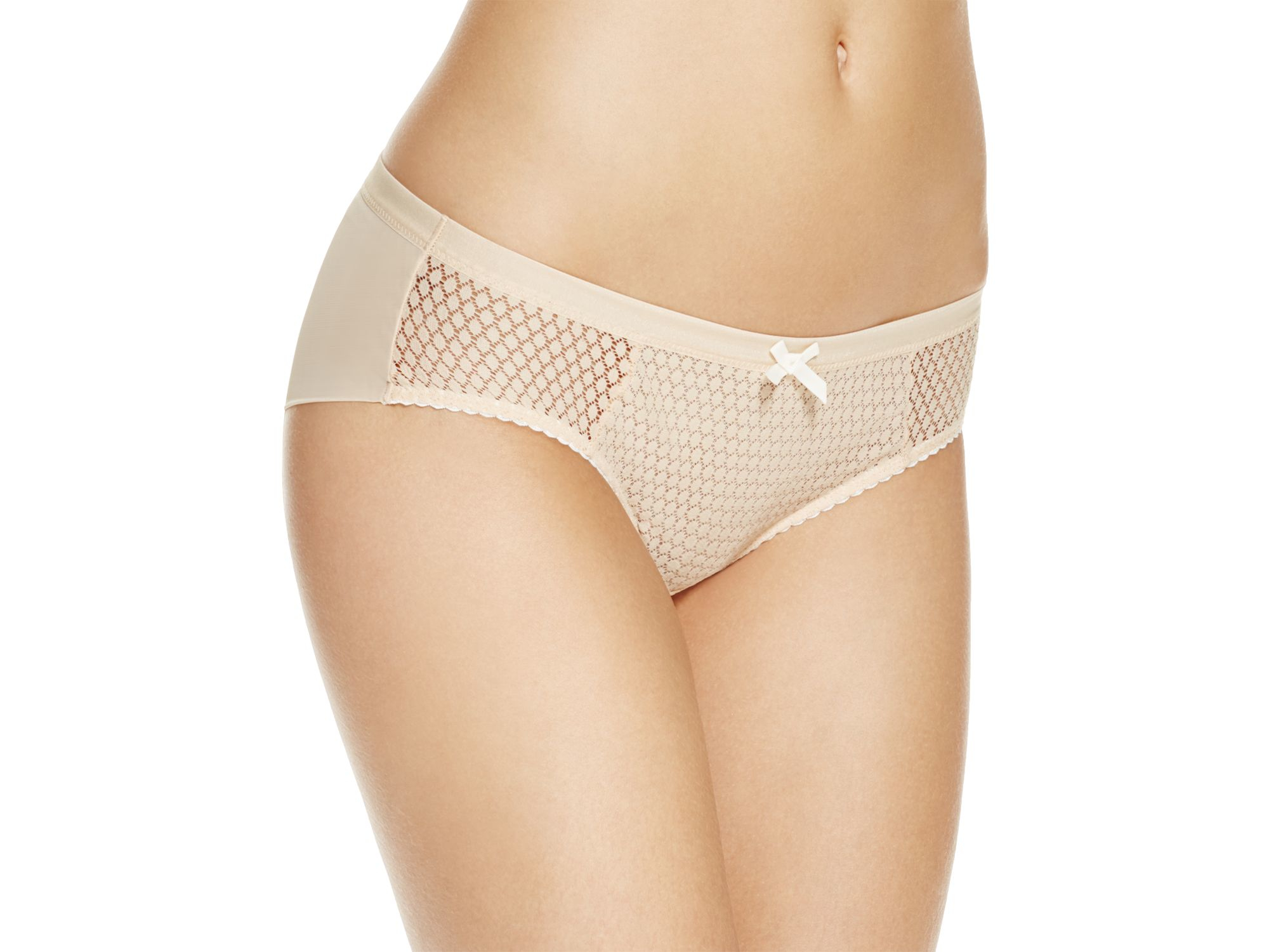 8907585569e25 Lyst - Heidi Klum Hipster - Leise Culotte  h34-1067 in Natural