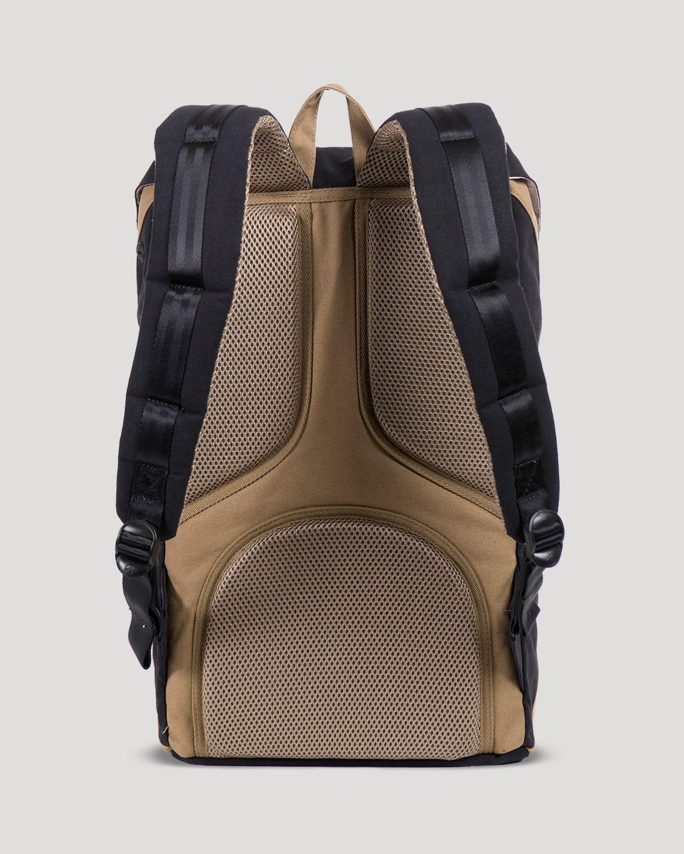b4fc3105be Lyst - Herschel Supply Co. Little America Studio Backpack in Black ...