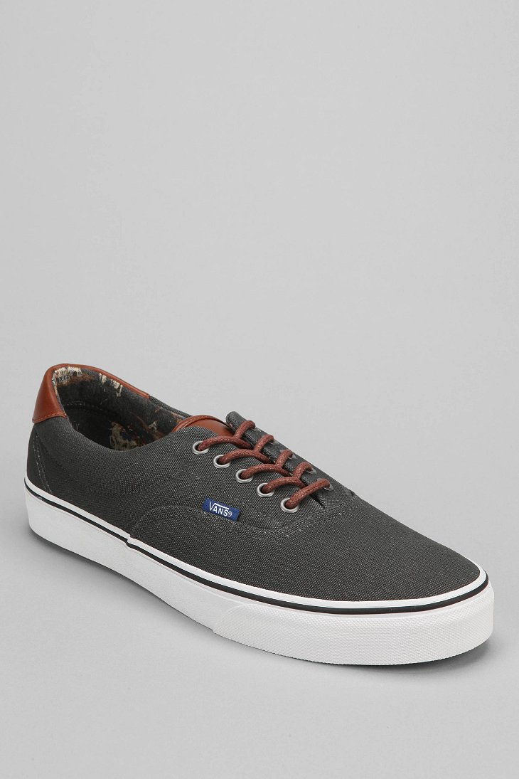 Lyst - Vans Era 59 Cl Lined Sneaker in Gray for Men a3ca52741b