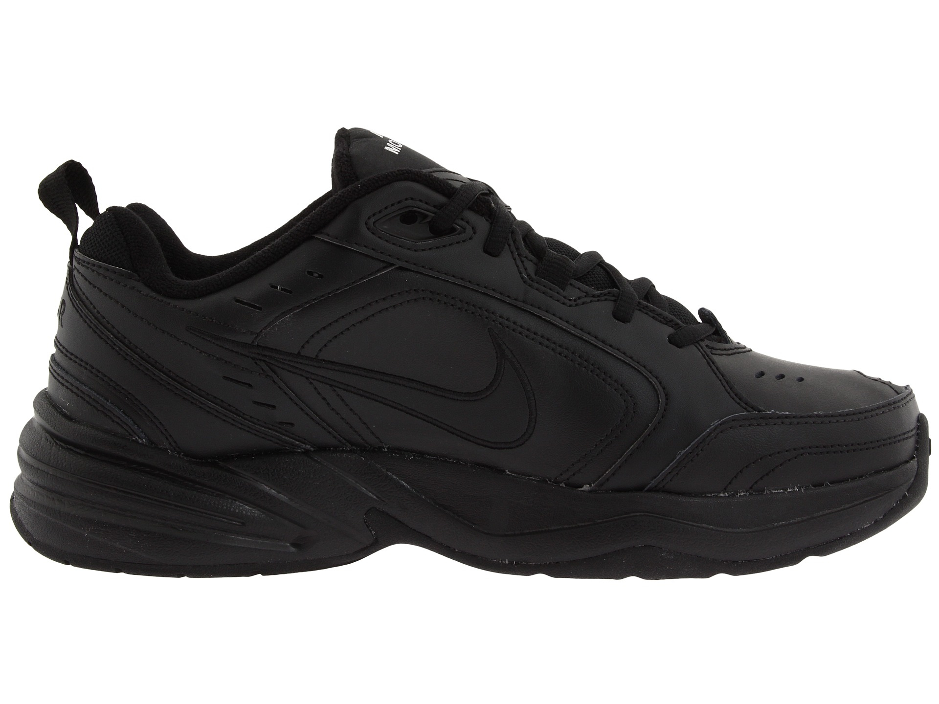 Nike Air Monarch Iv In Black For Men Lyst