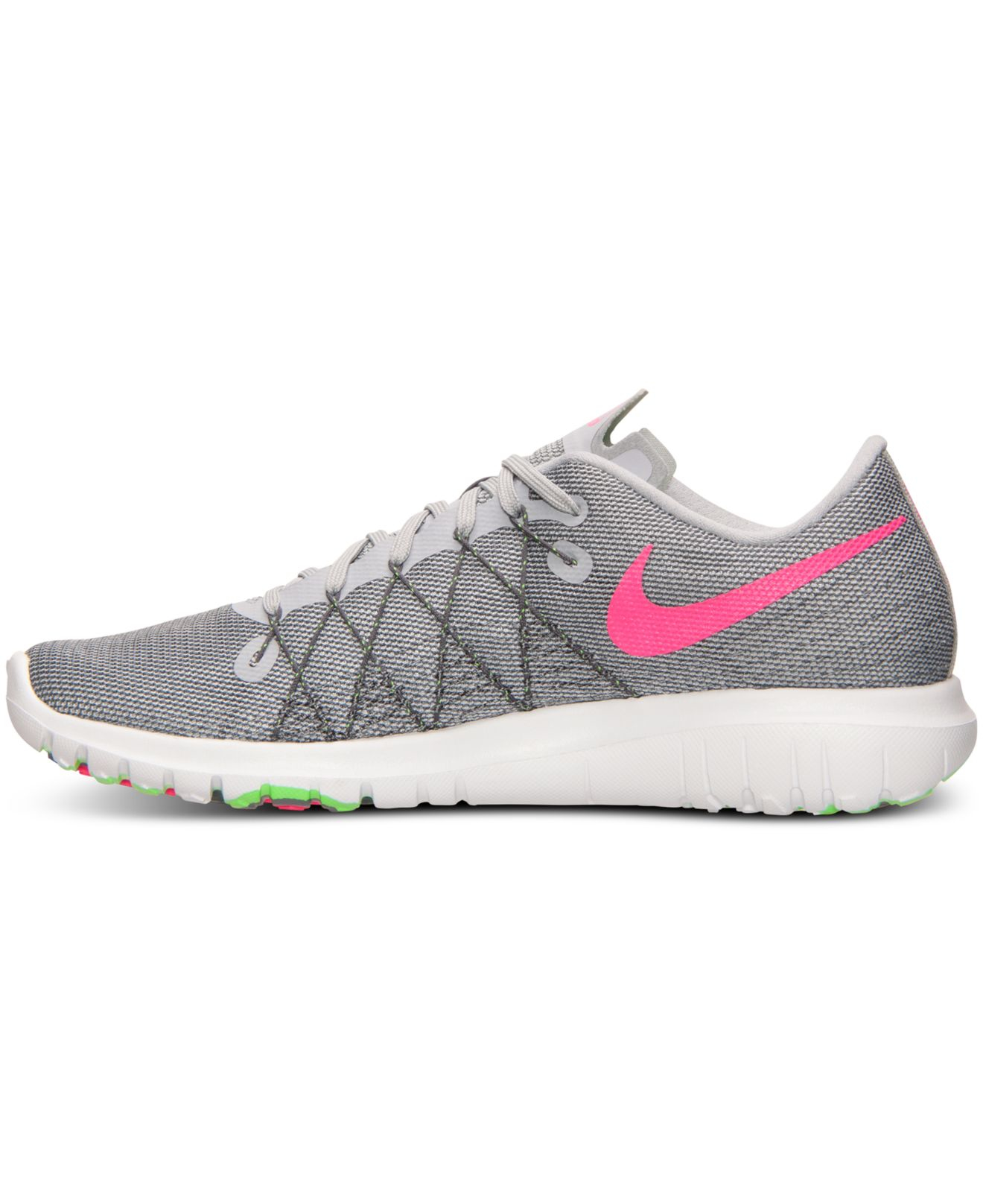 Lyst - Nike Women s Flex Fury 2 Running Sneakers From Finish Line in ... 66e81781db