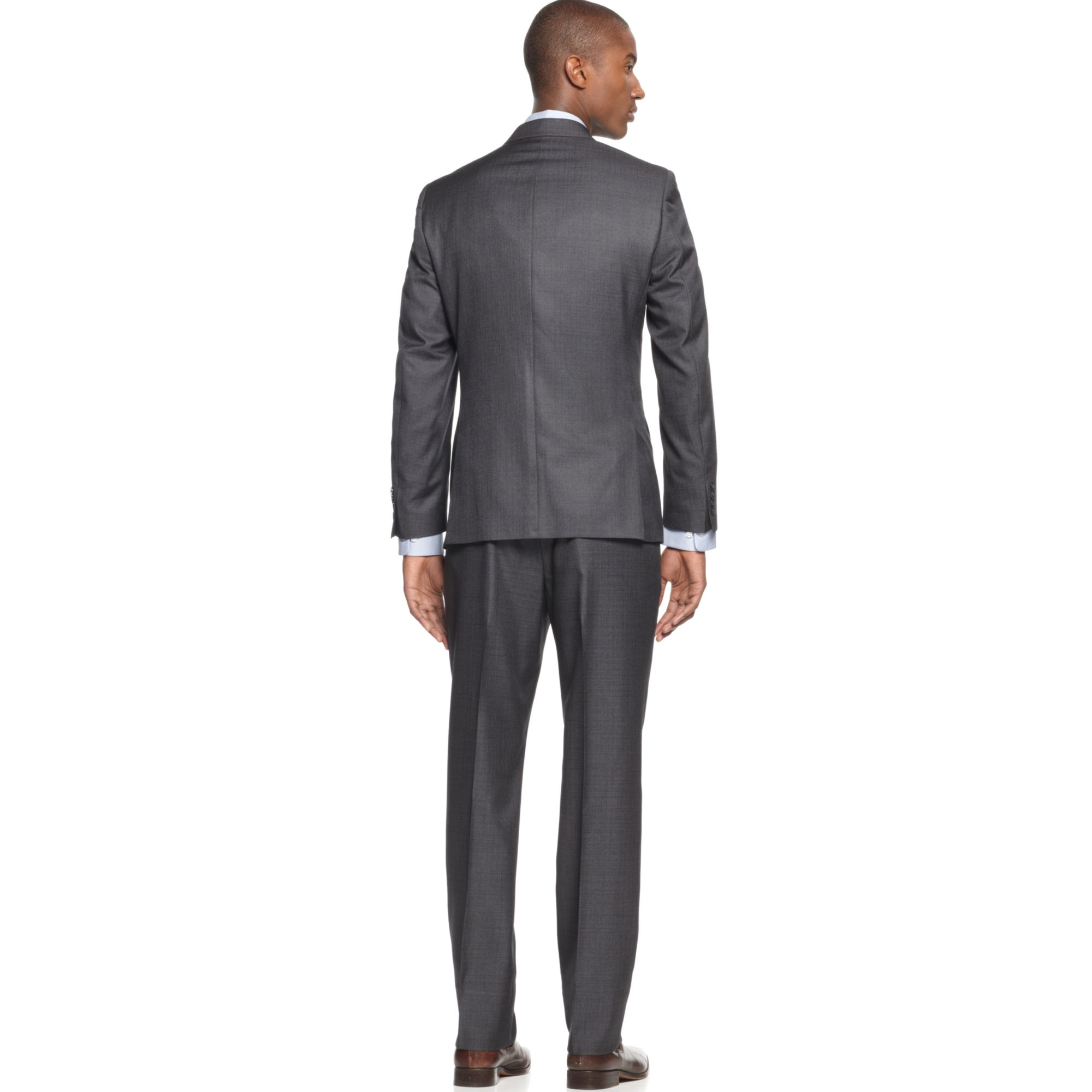 Check out all of the chic options in our big and tall clothing collections. Discover activewear, belts, blazers, coats, suits and shirts and everything else guys need to fill a stylish wardrobe. Calvin Klein Men's STEEL Big & Tall Slim-Fit Non-Iron Performance Stretch Unsolid Solid Dress Shirt.