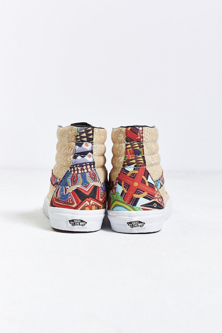 77d37801889cff Lyst - Vans Sk8-Hi Ziegler Reissue Men S Sneaker for Men