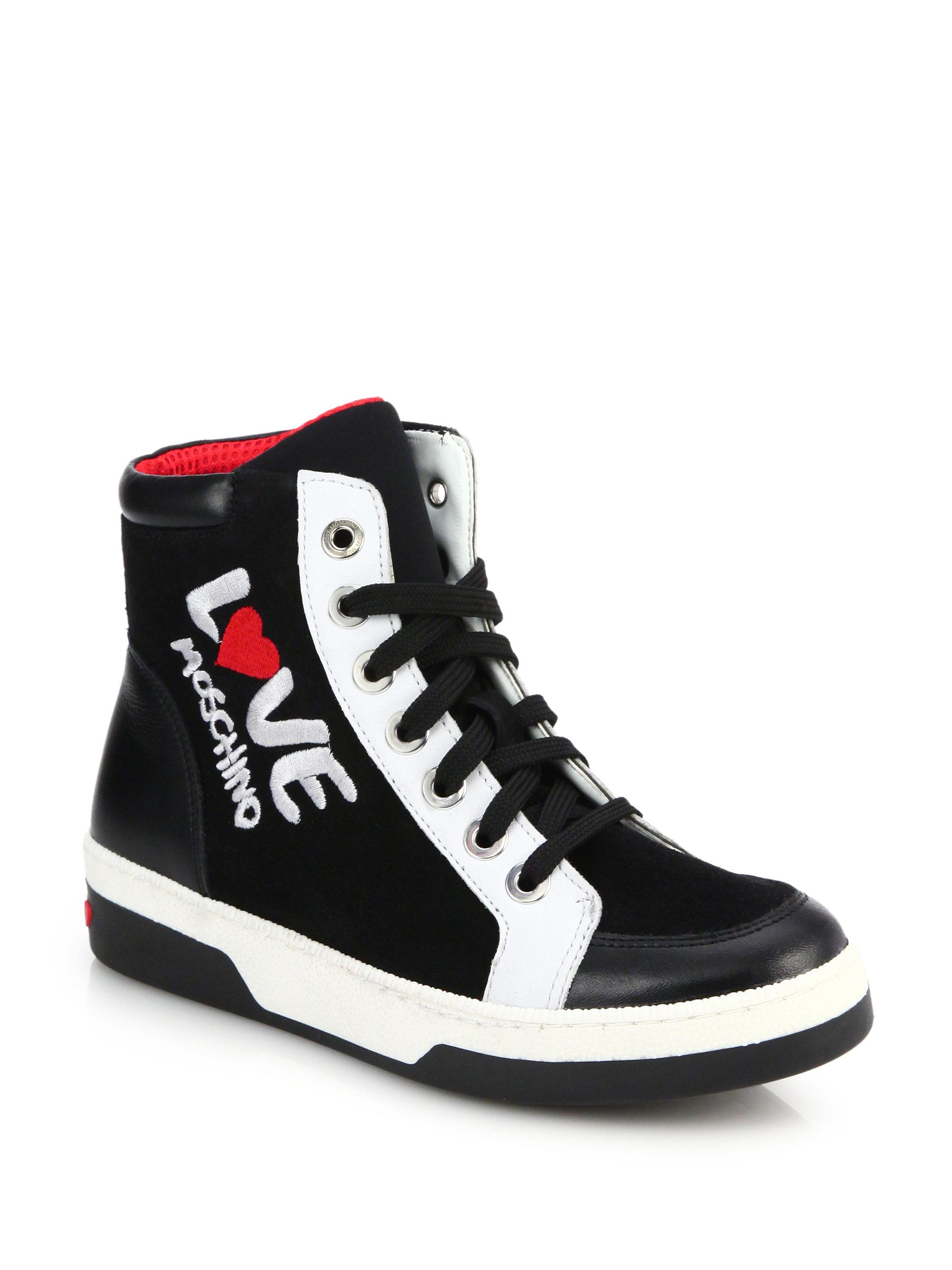 Love Moschino High-tops Et Chaussures De Sport 76T37B2mQ