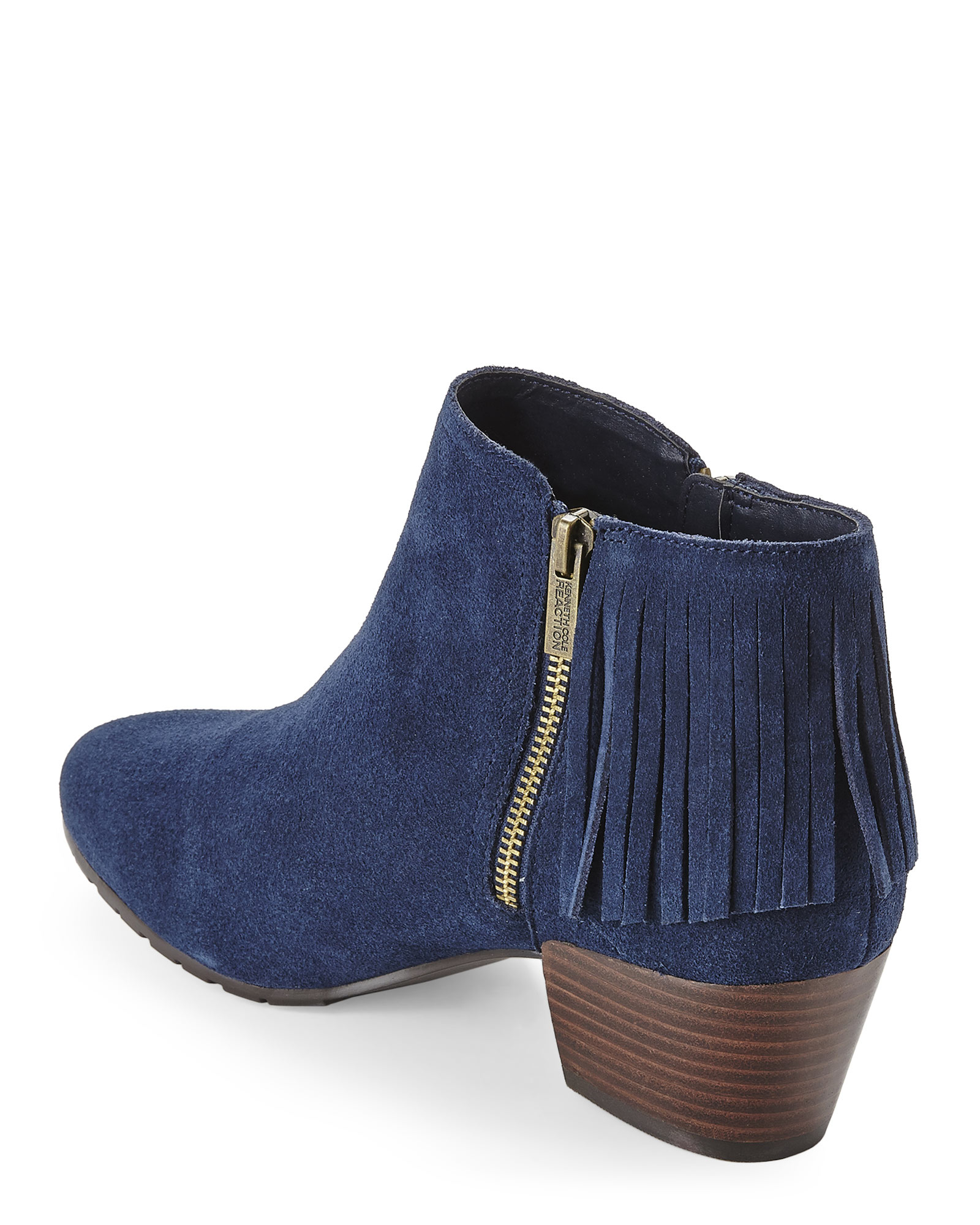 Kenneth Cole Reaction Blue Shoes