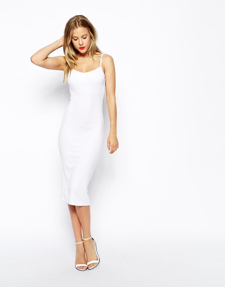 Mini Midi Bodycon Dress