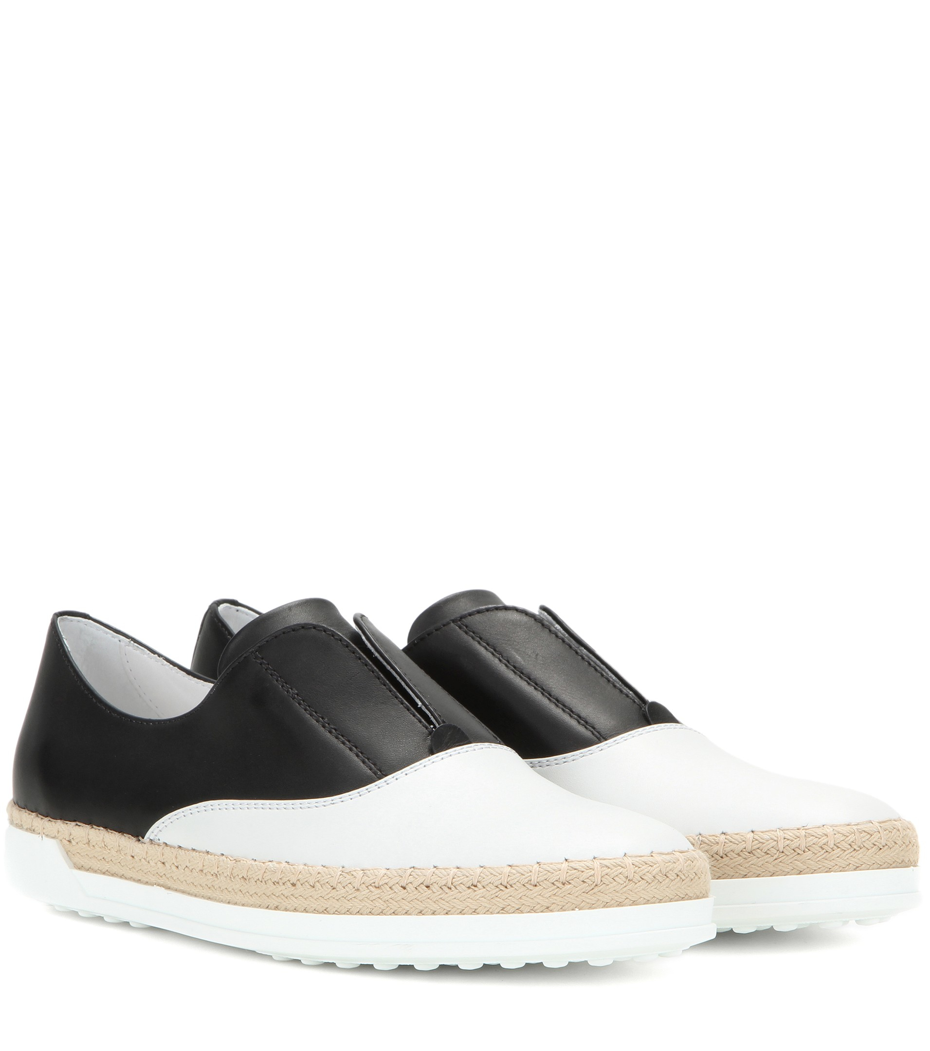 Slip-ons in Leather Tod's 8GgFLO