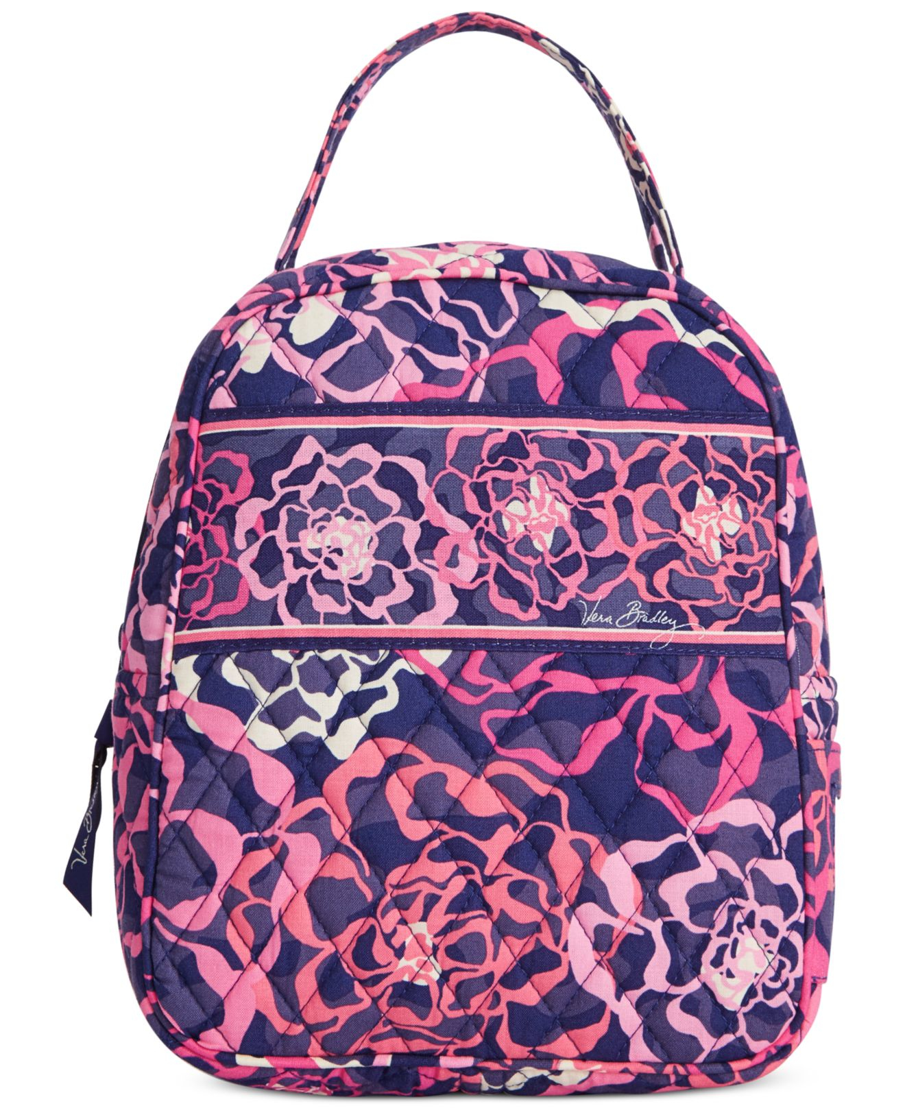 Vera bradley Lunch Bunch Bag in Pink