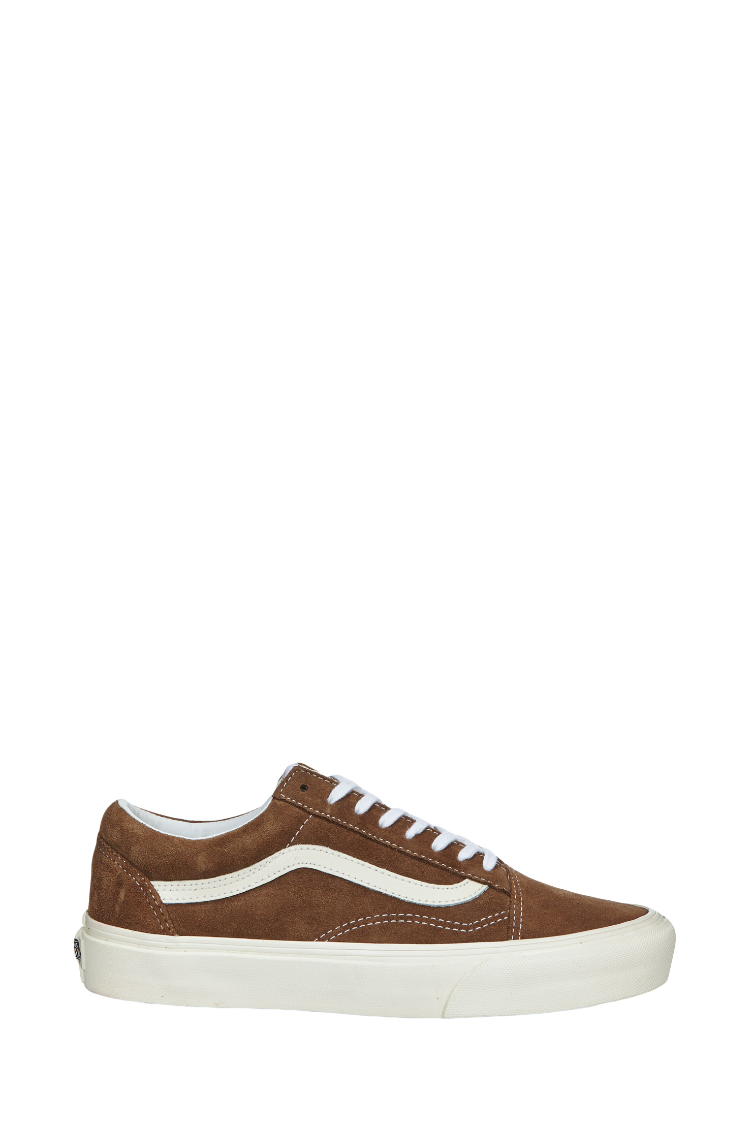 vans trainer vvokdo8 u old skool in brown for men lyst. Black Bedroom Furniture Sets. Home Design Ideas
