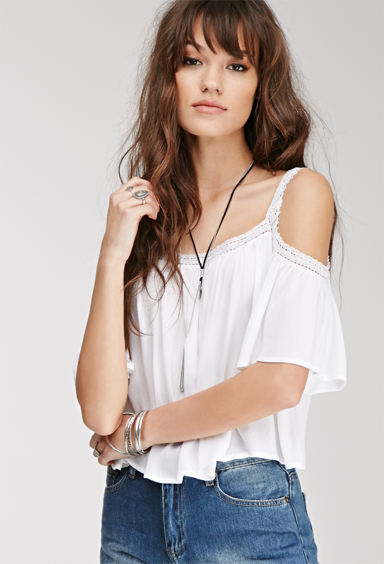 Buy the latest white off the shoulder top cheap shop fashion style with free shipping, and check out our daily updated new arrival white off the shoulder top at fabulousdown4allb7.cf
