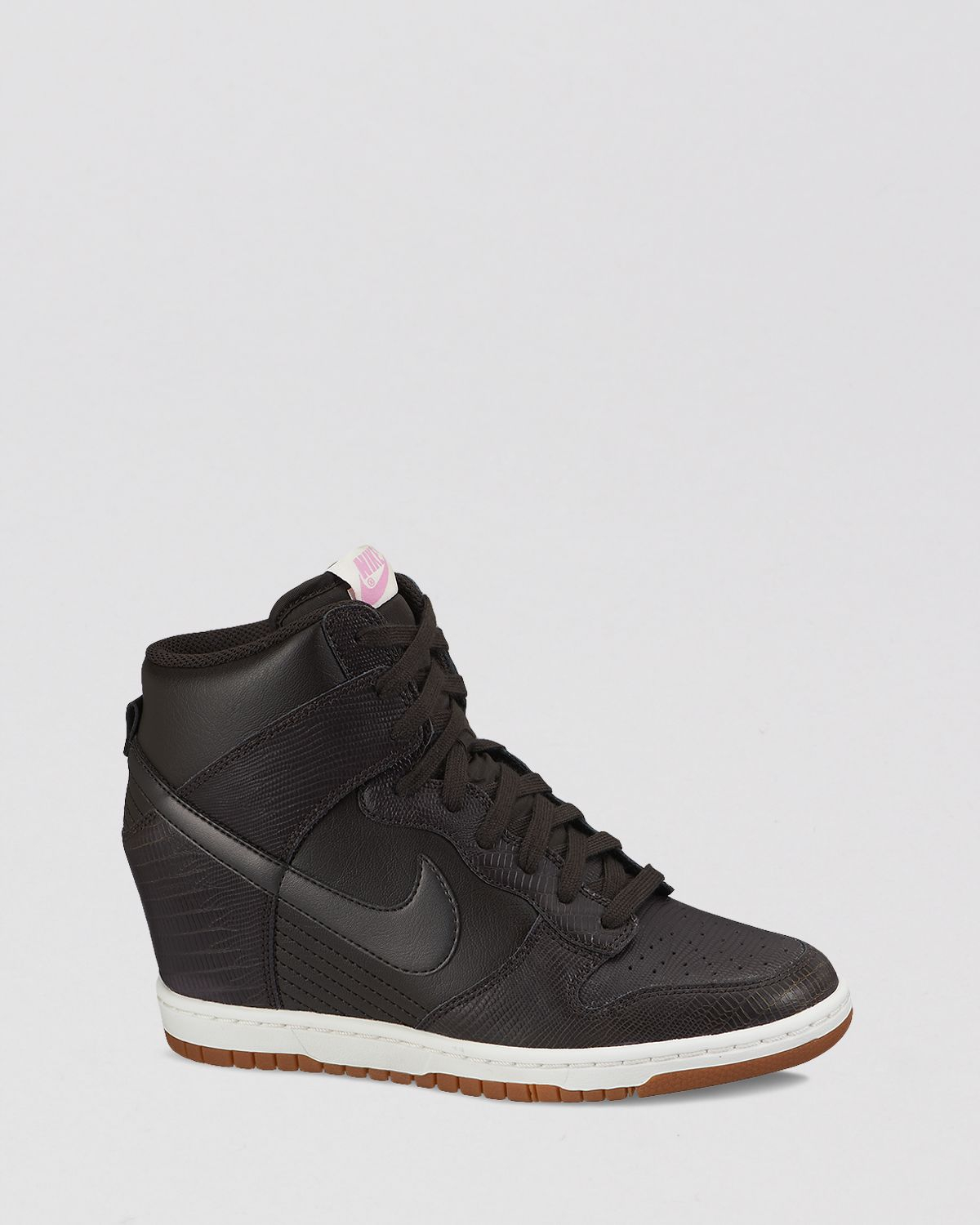 meet 38524 d72b1 Gallery. Previously sold at  Bloomingdale s · Women s Wedge Sneakers  Women s Nike Dunk Women s Nike Dunk Sky Hi ...