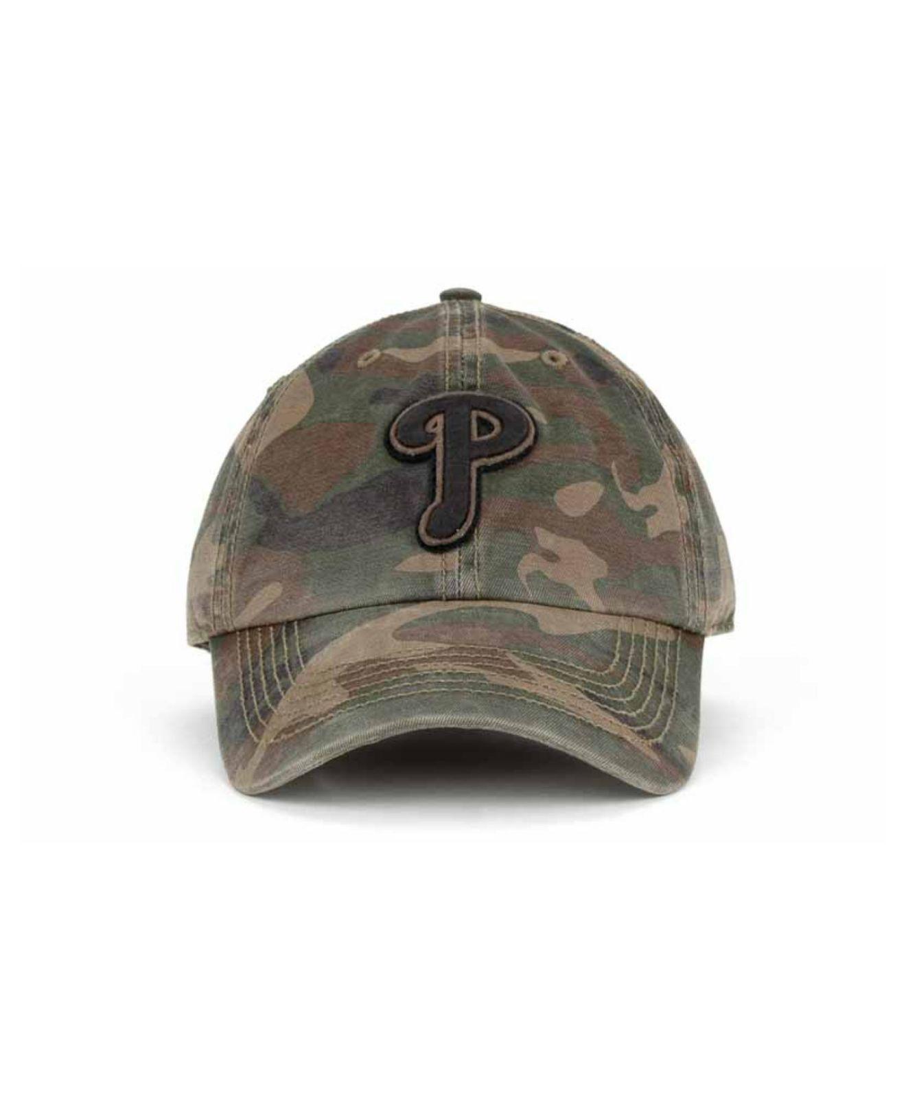 d90ff63964a89d 47 Brand Philadelphia Phillies Movement Franchise Cap for Men - Lyst