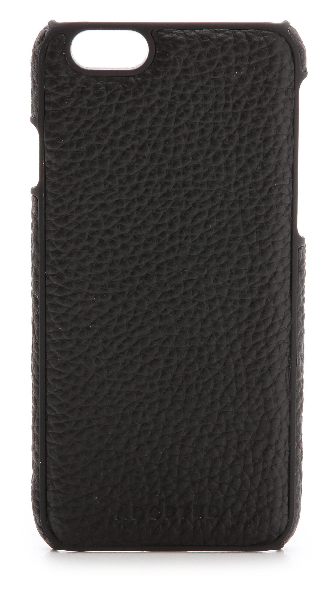 new arrival 91f41 f1402 Adopted - Leather Wrap Case Iphone 6 - Black/Black - Lyst
