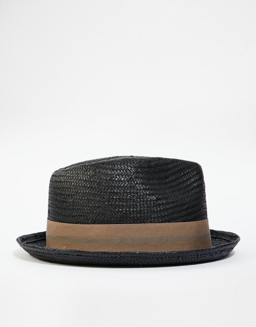 da01ae6ab Top 10 Punto Medio Noticias   Fedora Straw Hat Zara