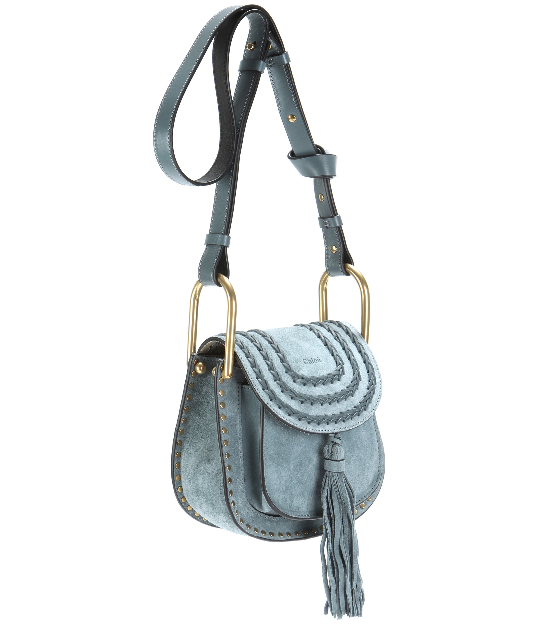 replica chloe shoes - chloe hudson small suede shoulder bag, wholesale chloe bags