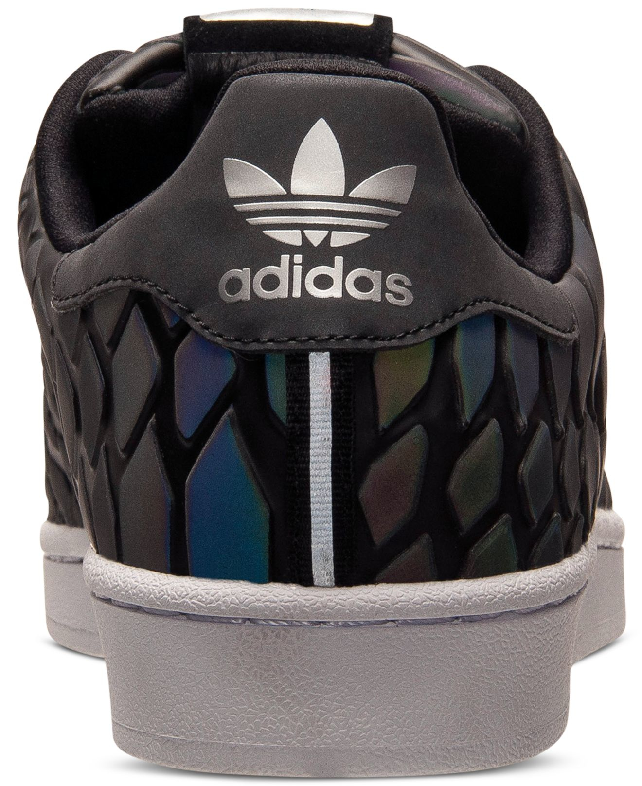 detailed look 9a043 ce51a ... low cost lyst adidas mens originals superstar xeno casual sneakers from  finish line for men 53291