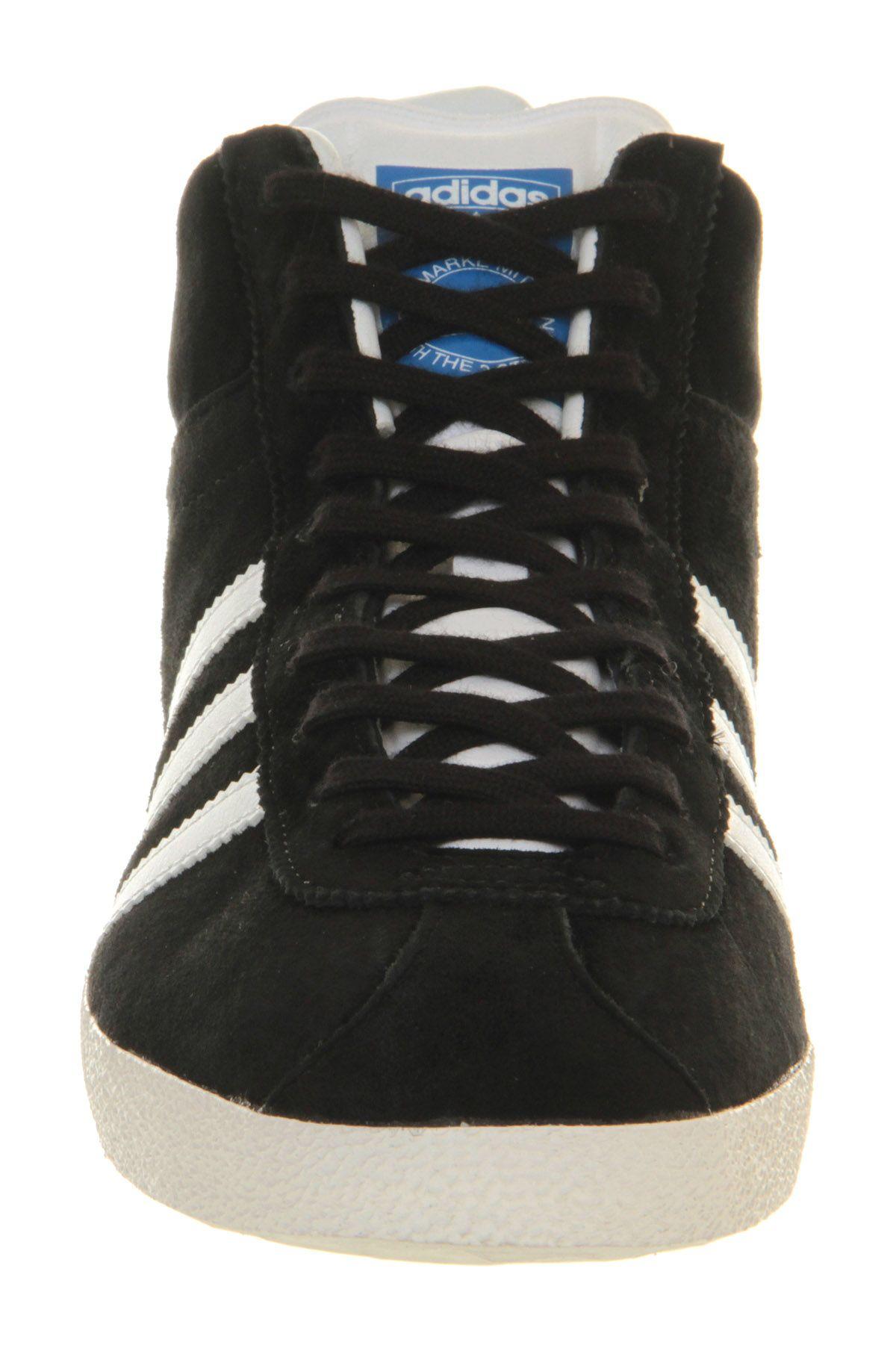 adidas gazelle og mid black