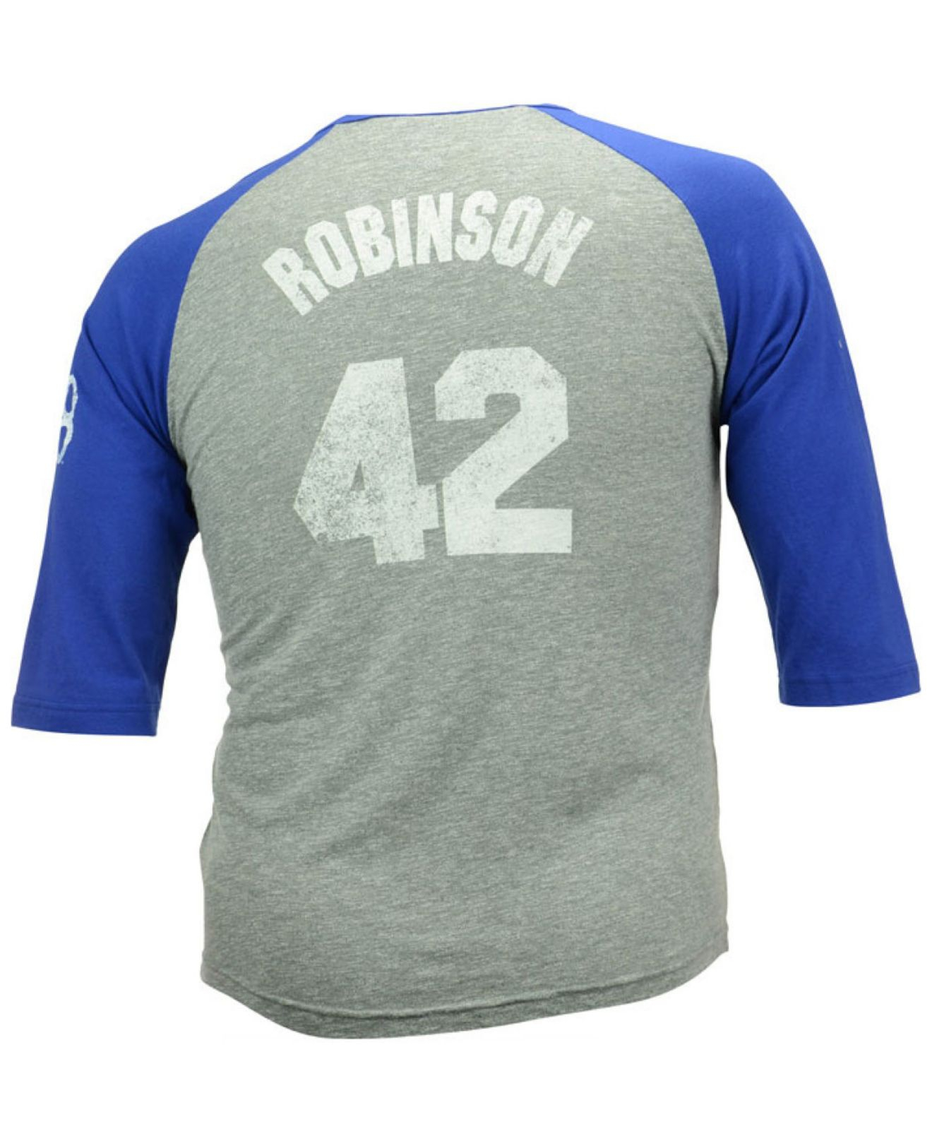 36c6ffbd2 Lyst - Majestic Men'S Jackie Robinson Brooklyn Dodgers Cooperstown ...