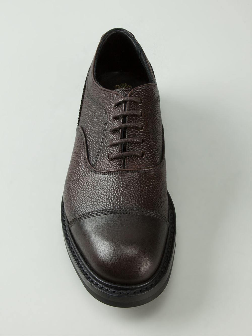 Dunlop Oxford Shoes - Black Trickers 1ziJDdWp7i