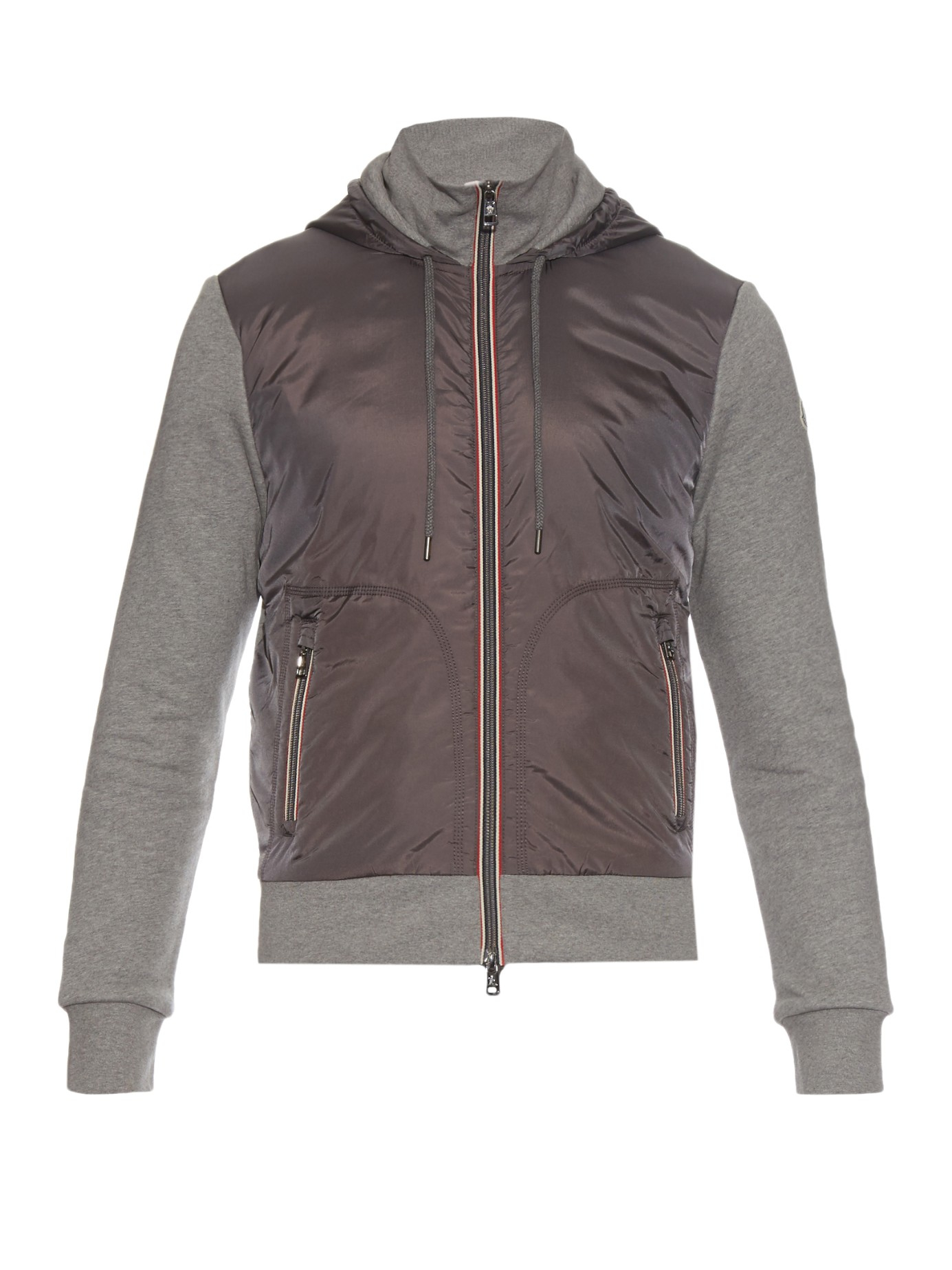 moncler grey sweatshirt