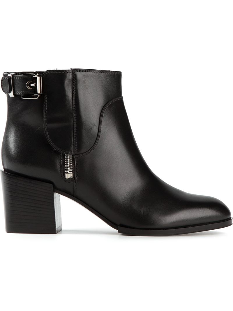 Sergio Rossi Ankle length boots NxD5jEh5