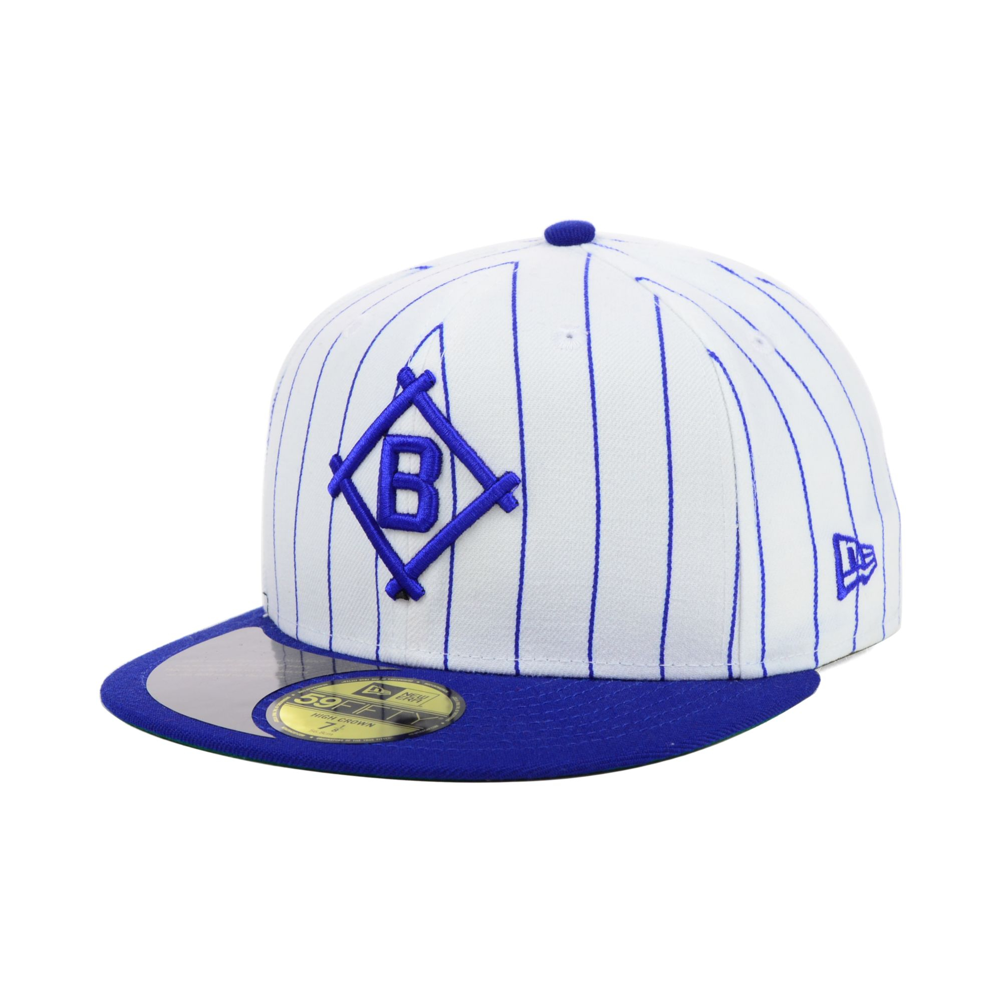 Lyst - KTZ Brooklyn Dodgers Legacy Collection 59fifty Cap in Green ... 7c1f41658c3