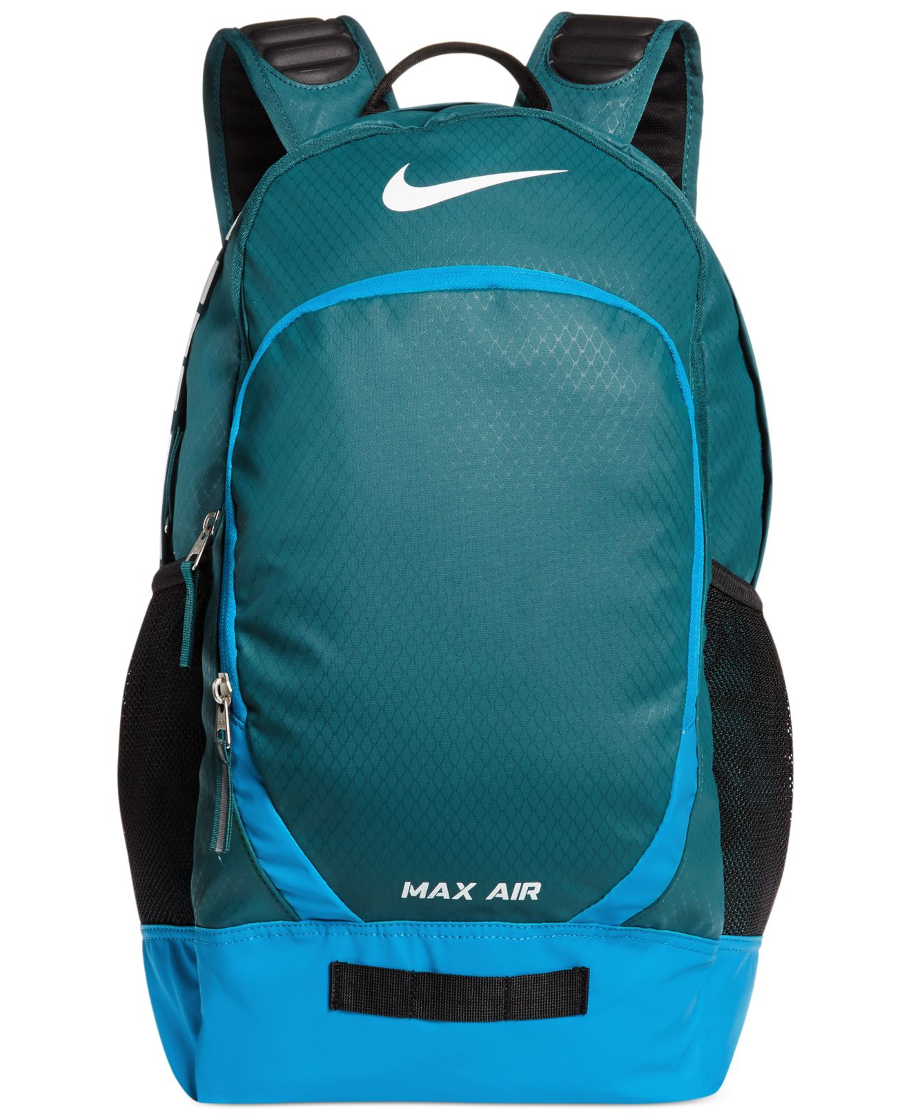 c8a5880796bd Lyst - Nike Max Air Team Training Large Backpack in Blue for Men