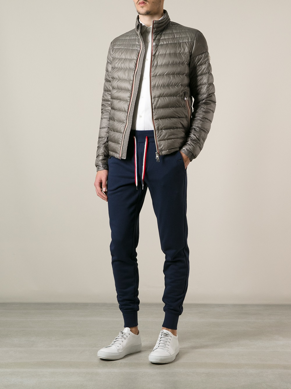 moncler daniel jacket navy blue