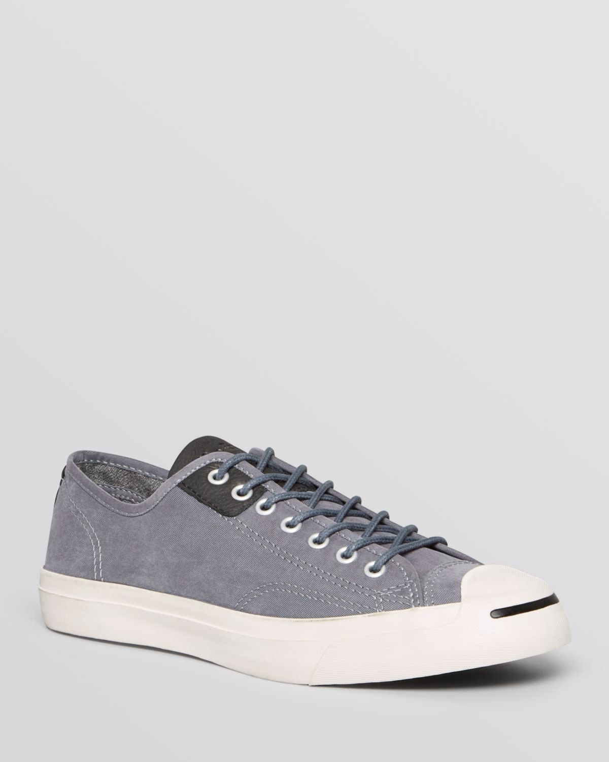 7d4a72772a9 Converse - Gray Jack Purcell Jack Water Resistant Low Top Sneakers for Men  - Lyst