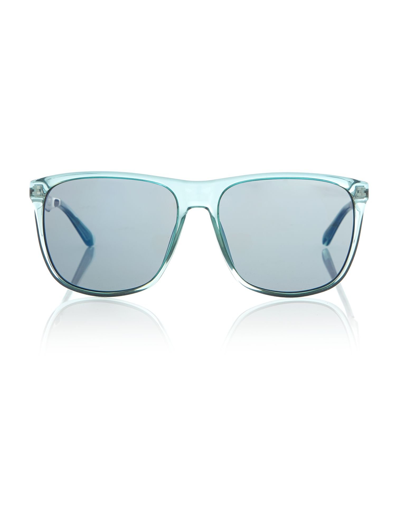 Polar 1 Sunglasses  marc by marc jacobs women s blue polar square sunglasses in blue