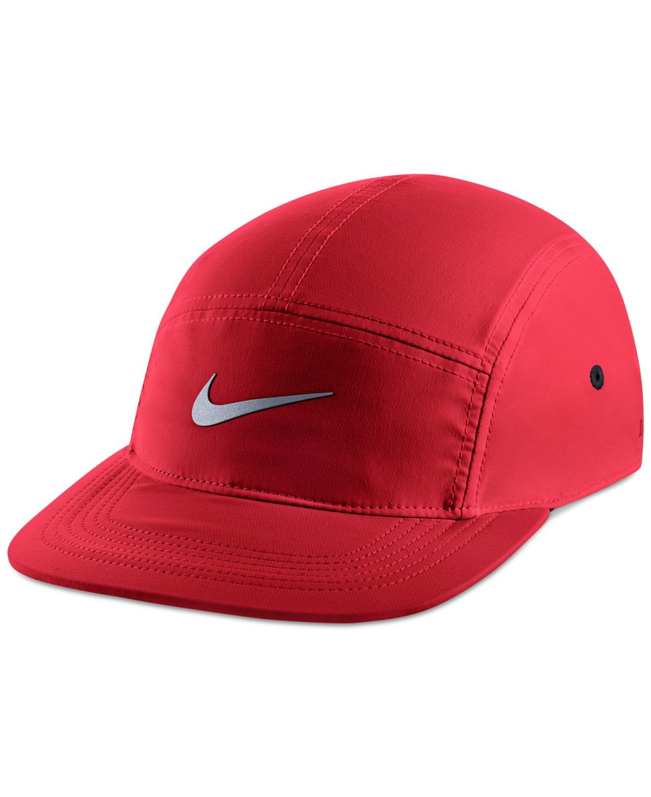 75d8e382705 ... coupon code for lyst nike run aw84 hat in red for men b8a09 edf21