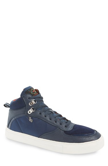 Fish n chips fish 39 n 39 chips 39 crisp 39 sneaker in blue for for Fish n chips shoes