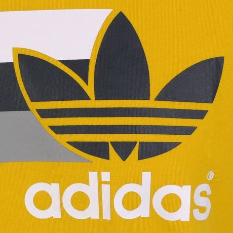 yellow adidas logo -#main