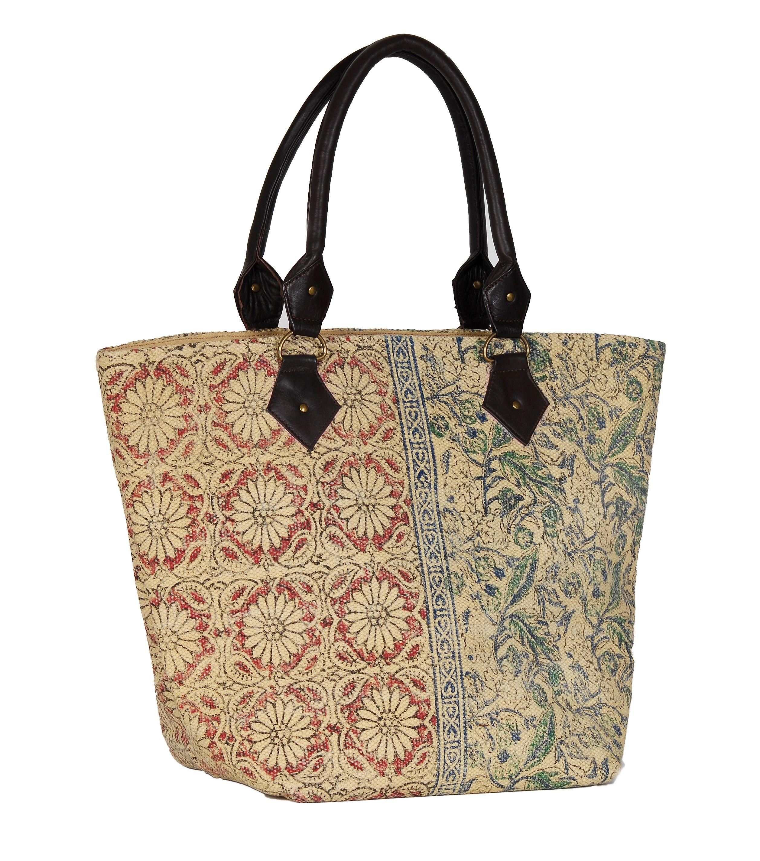 marinette saint tropez beige shopping bag in natural lyst. Black Bedroom Furniture Sets. Home Design Ideas