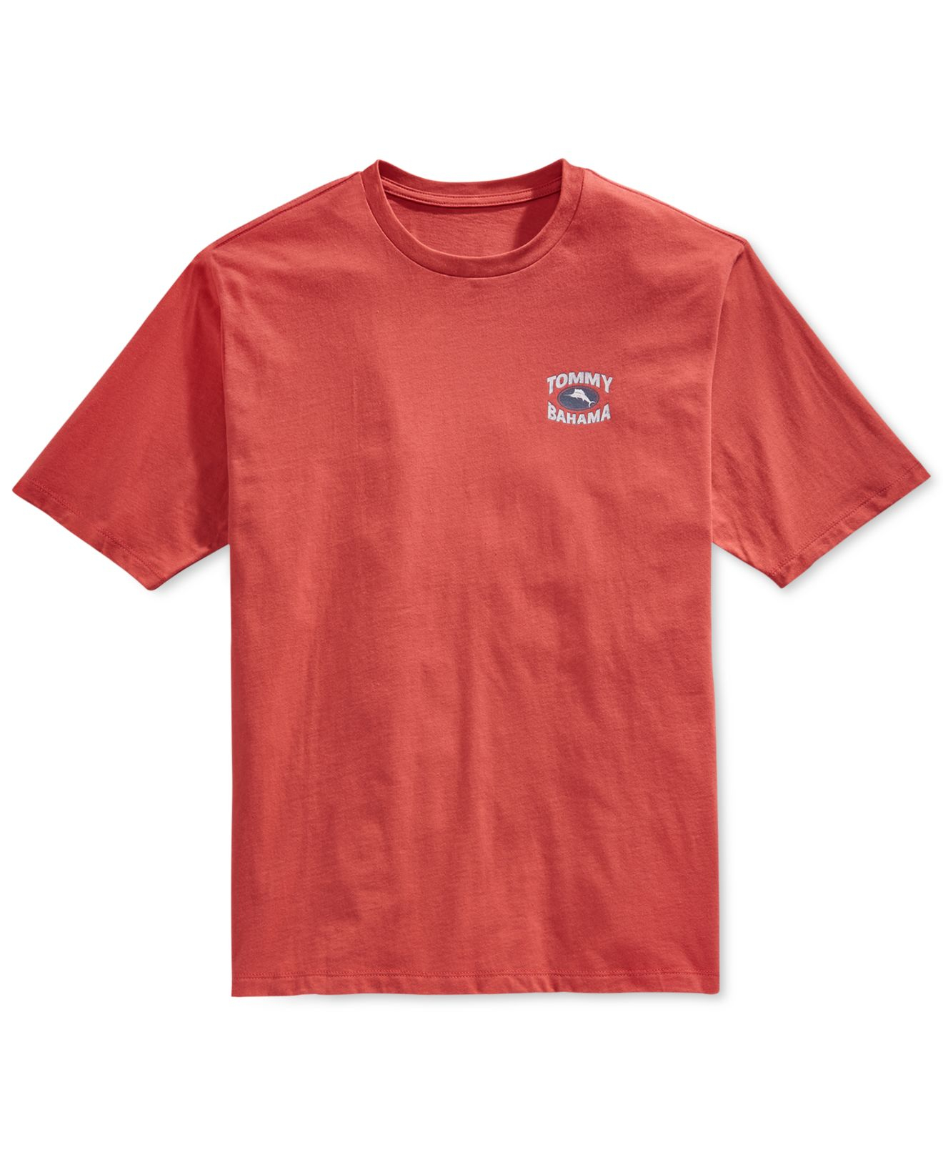 Tommy Bahama Grill Iron Graphic Print T Shirt In Red For